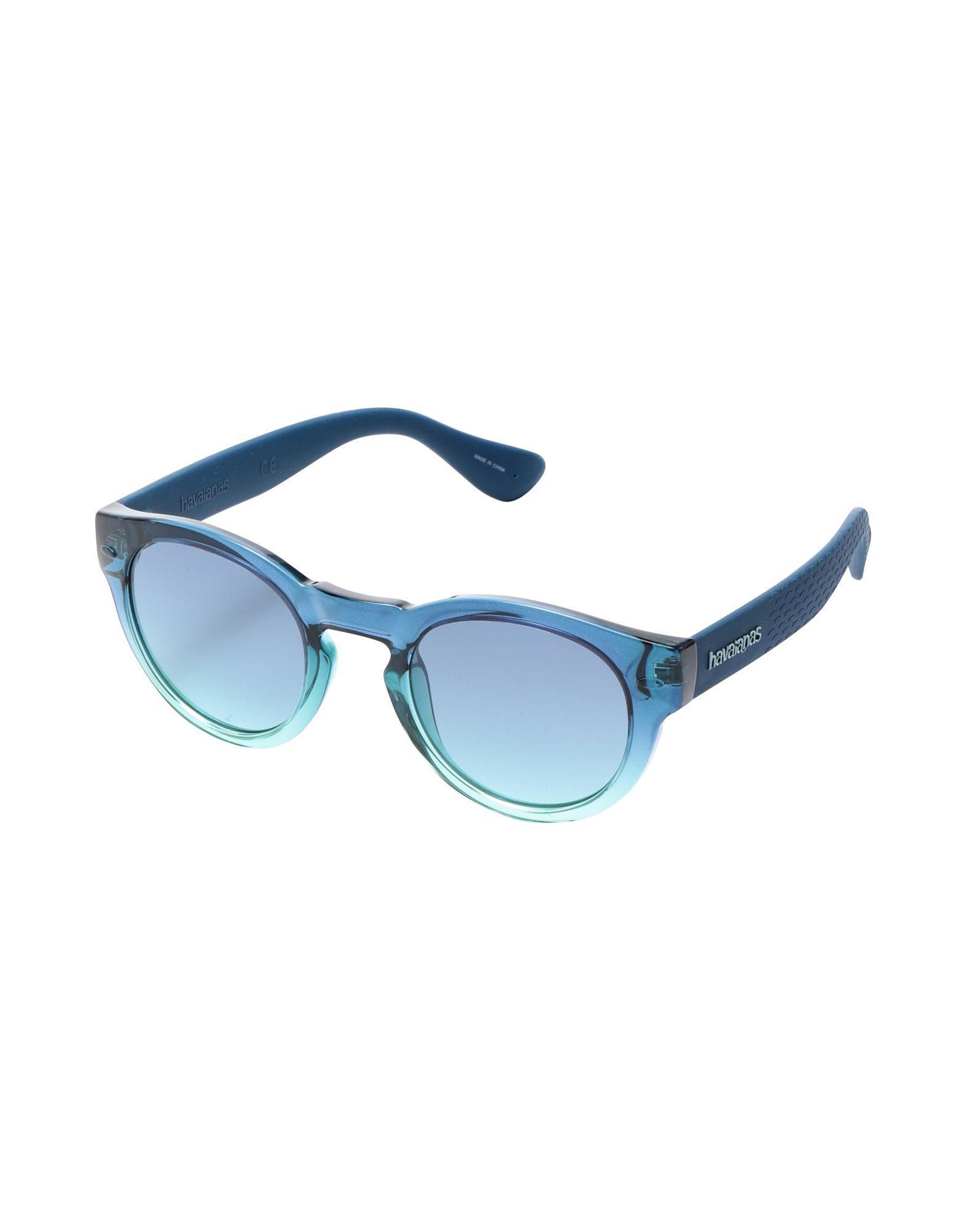 0e40eb2c0 Havaianas - Blue Sunglasses - Lyst. View fullscreen