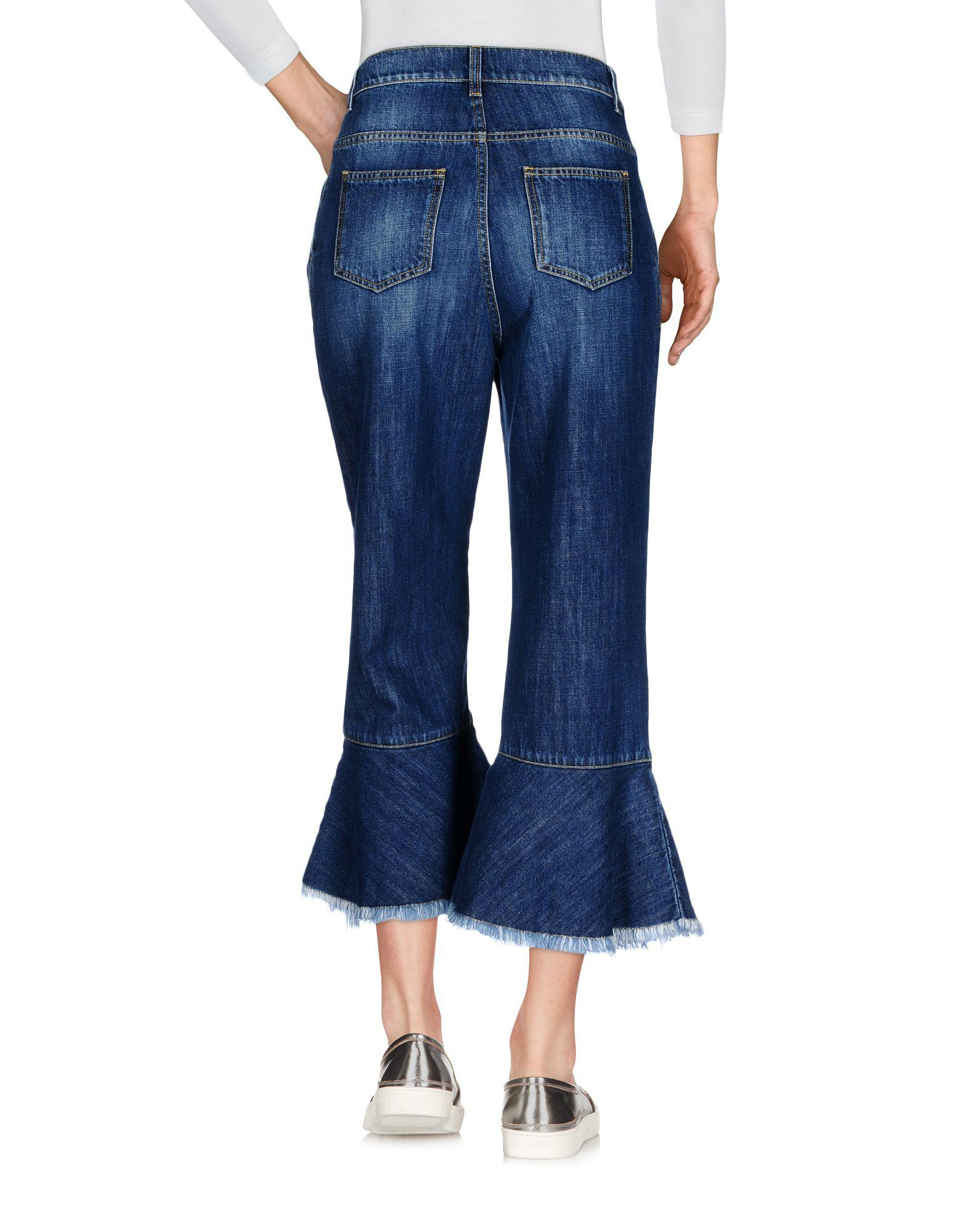 DENIM - Denim capris Suoli Discounts Cheap Price Clearance New Discount Extremely Footlocker Finishline Outlet Discounts bB5B00Ek0