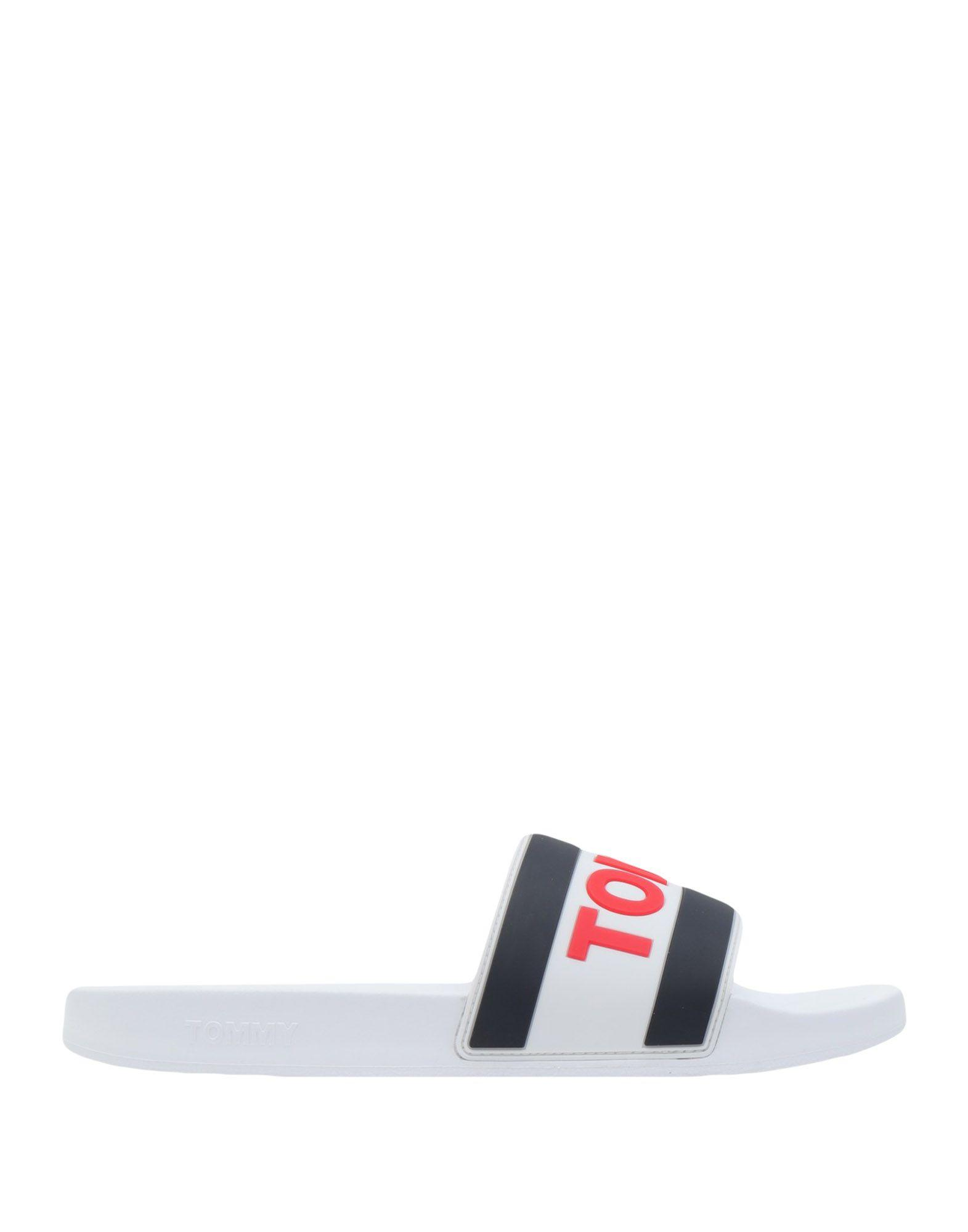 c7bfc766f Tommy Hilfiger Sandals in White for Men - Lyst