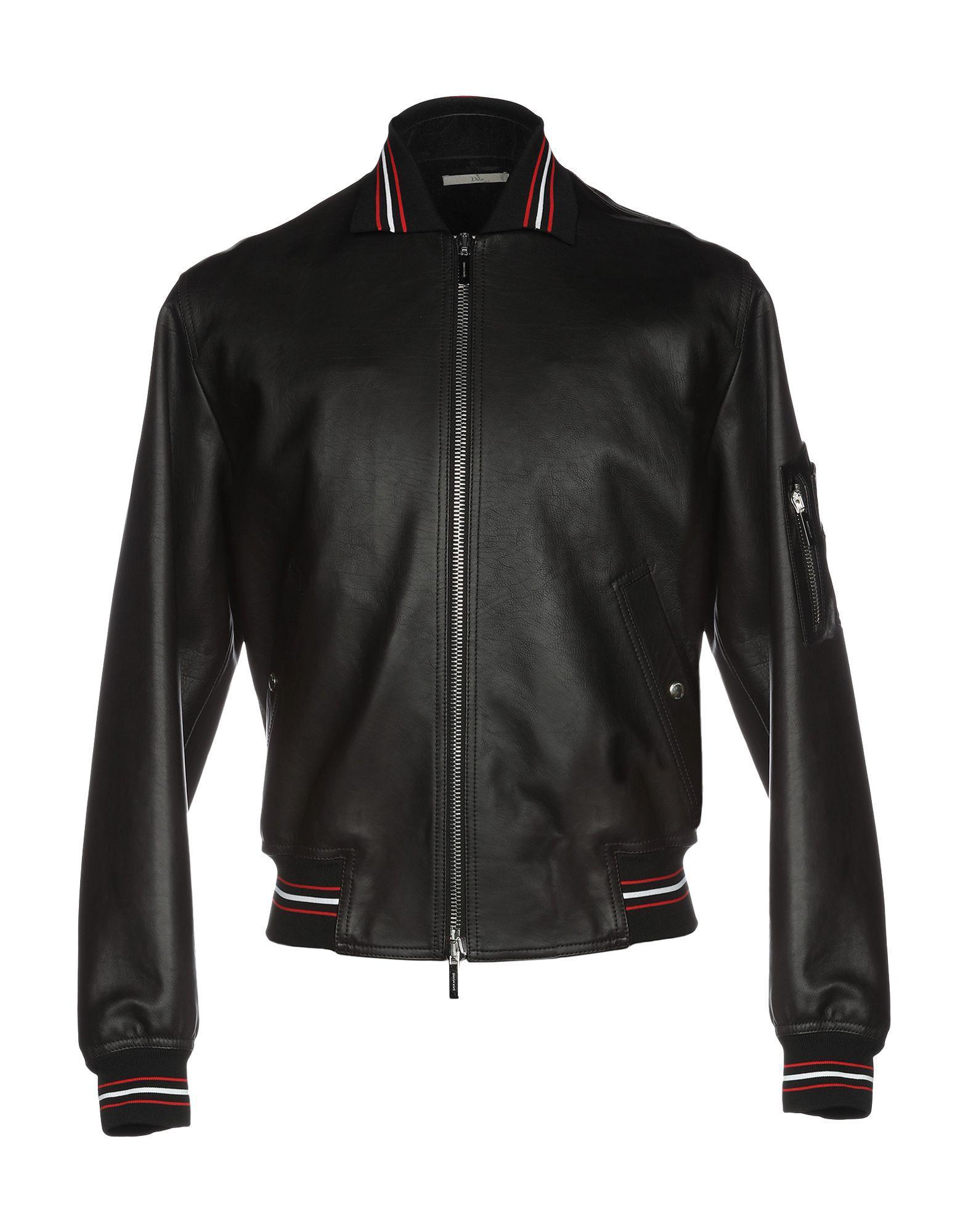 7d41f3e87a08 Lyst - Blouson Dior Homme pour homme en coloris Noir