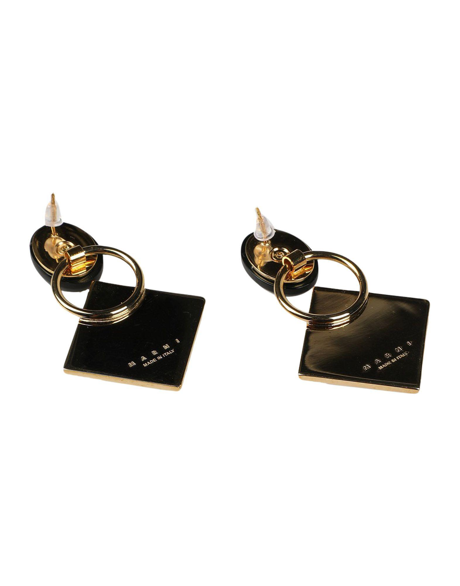 a22e95132a66 Lyst - adidas Originals Earrings in Metallic