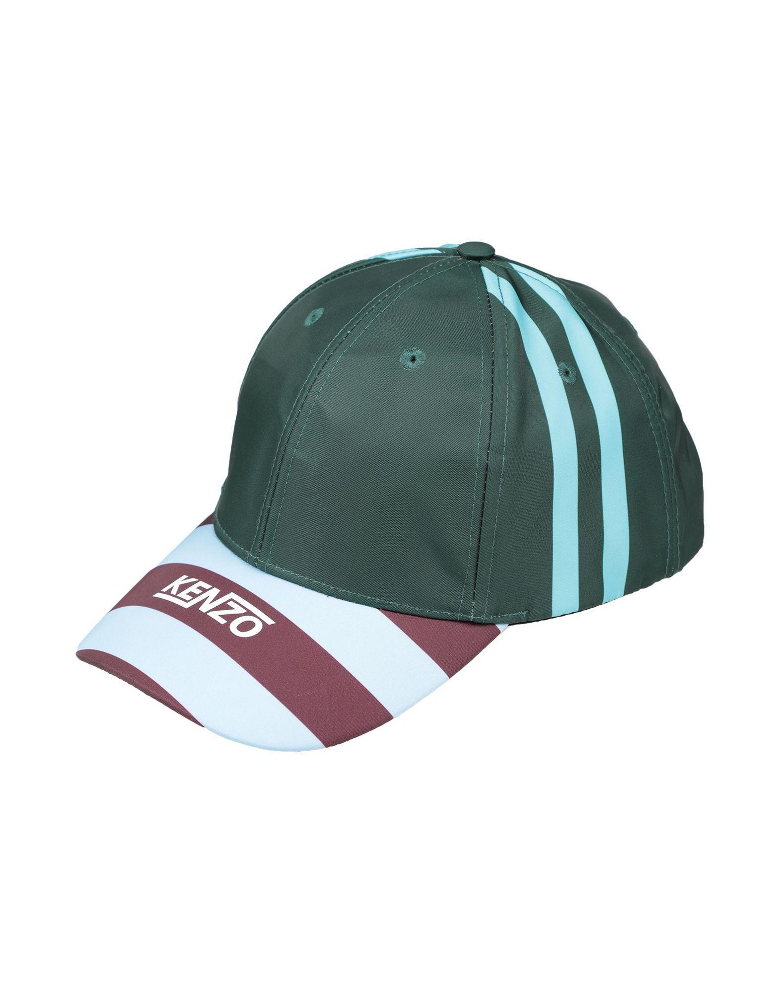 4e3175e5 Lyst - KENZO Hat in Green for Men