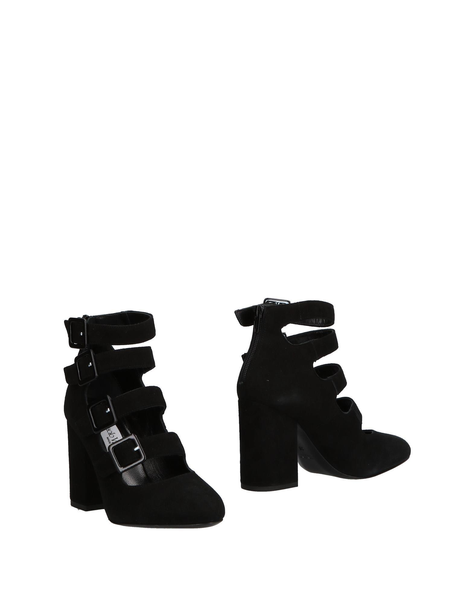 GIAMPAOLO VIOZZI Ankle boots patent leather UT0re