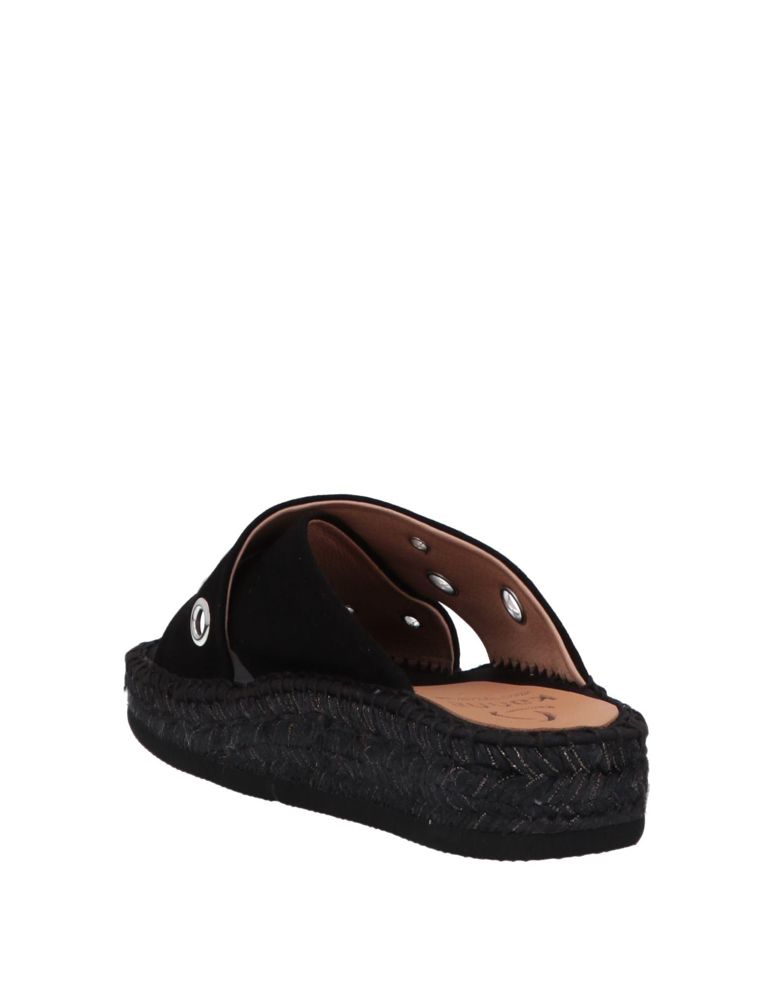 e076177998c43a Kanna Sandals in Black - Lyst