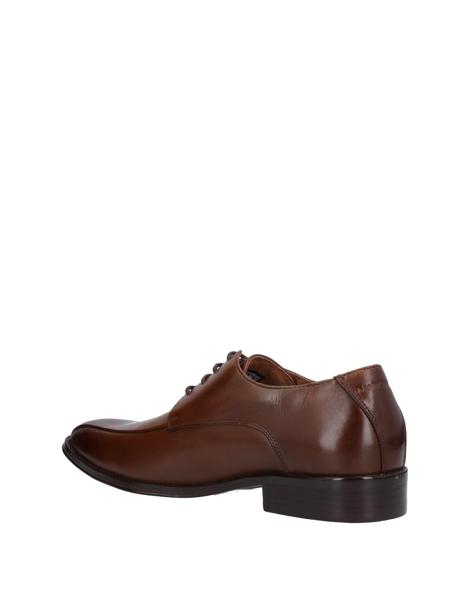 9b9b2d95229 Lyst - Mark Nason Lace-up Shoe in Brown for Men