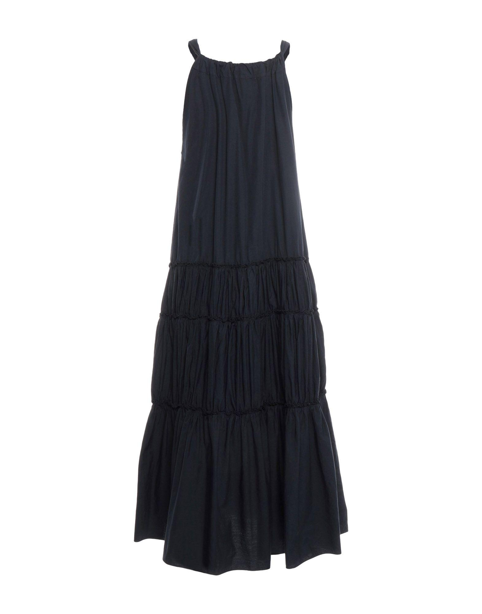 Blue Dress Avn Lyst In 34 Length 7Zv7qPAwx