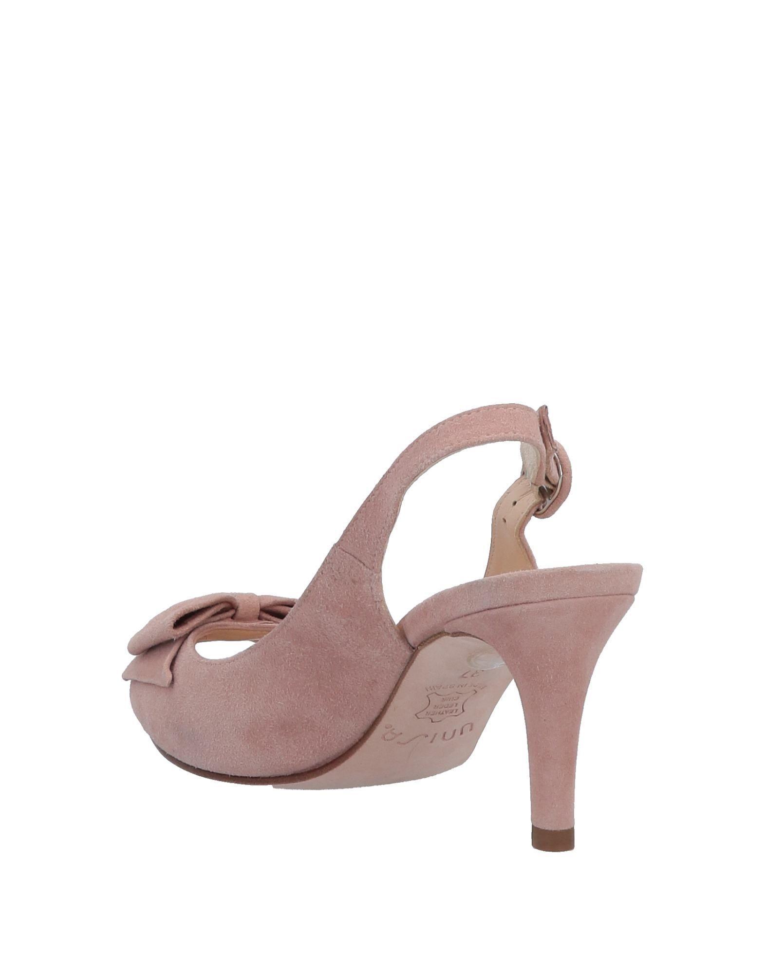 b2f619b81521 Lyst - Unisa Sandals in Pink