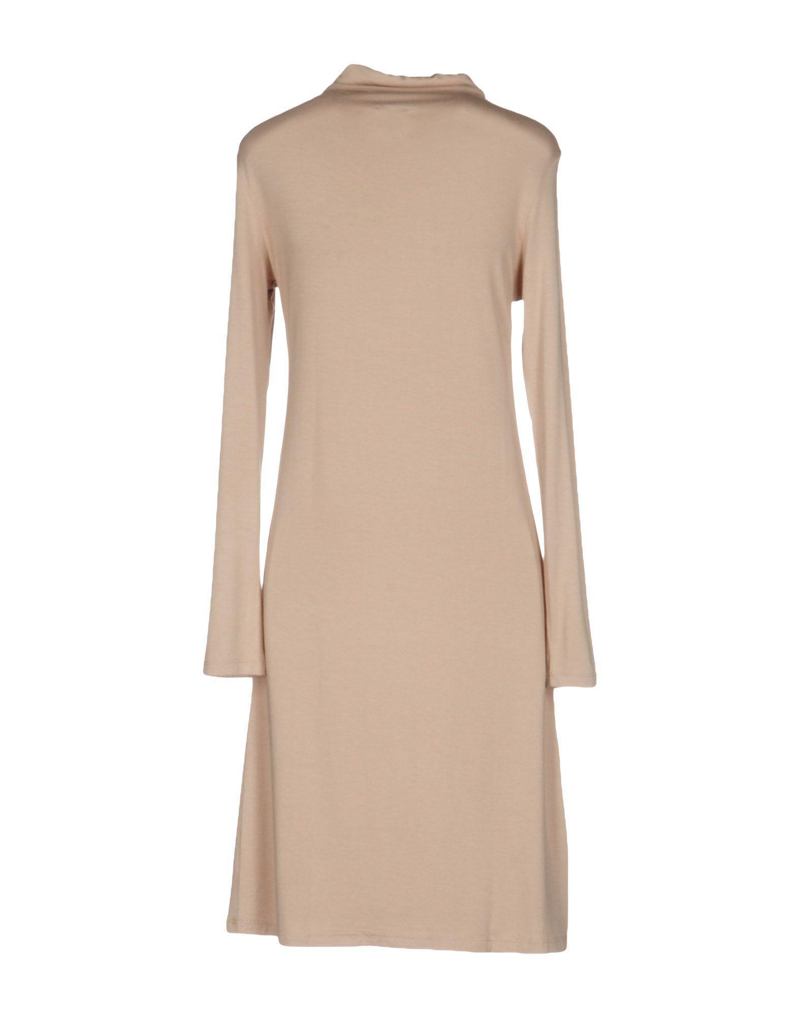DRESSES - Knee-length dresses Merci xUZef