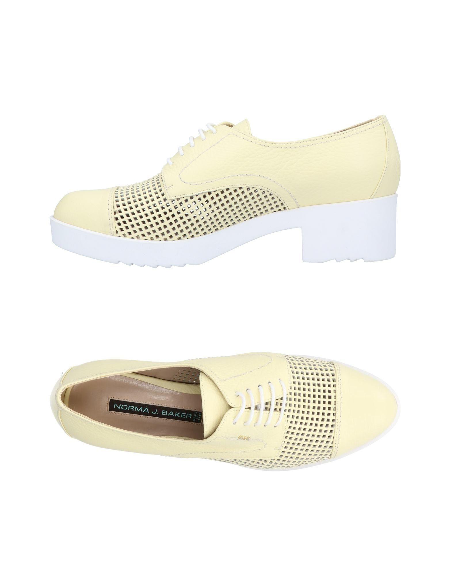 NORMA J.BAKER Laced shoes low price fee shipping new arrival cheap online visa payment cheap online 0nCQatac