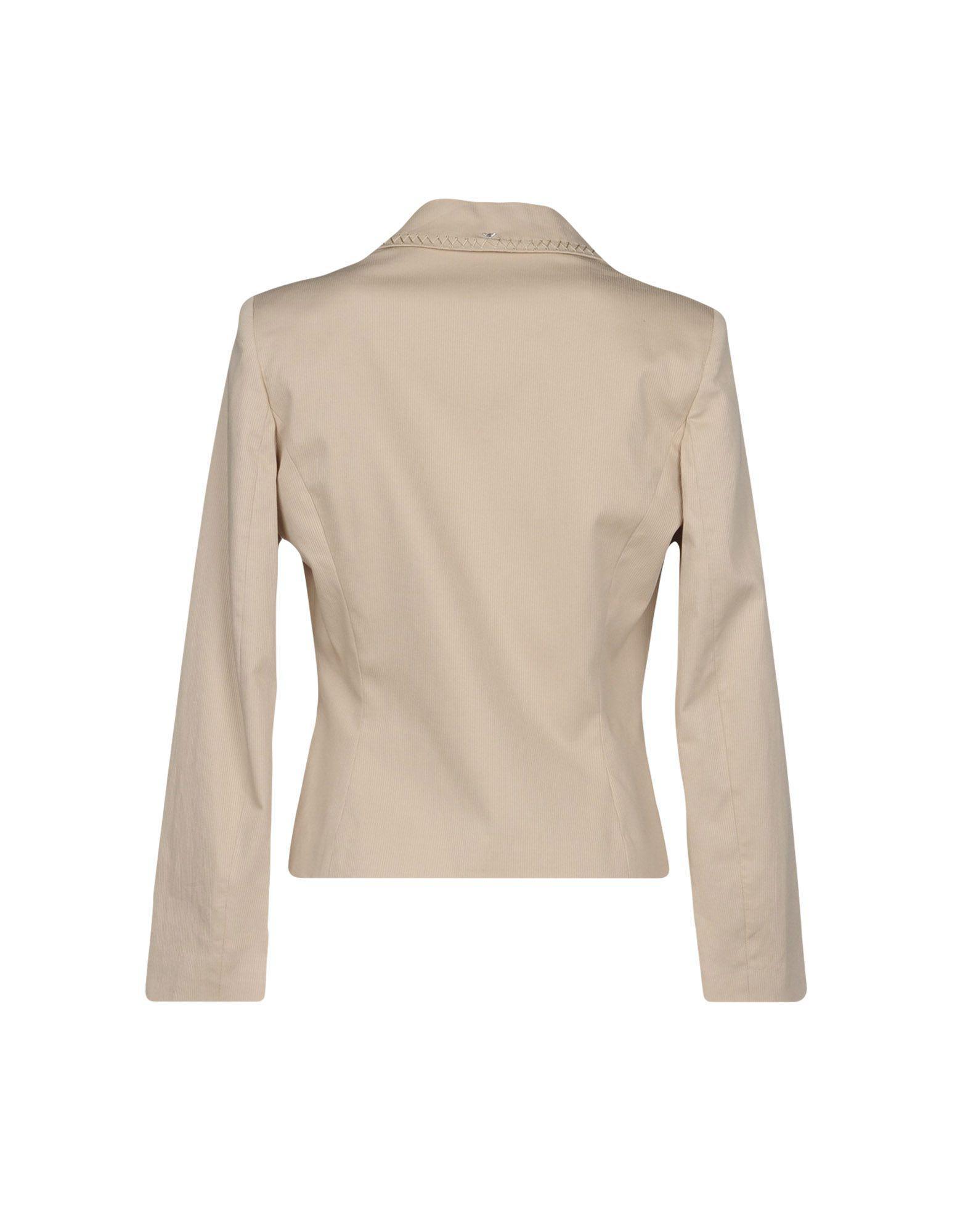 8b21fecf534 Lyst - Veste Armani Jeans en coloris Neutre