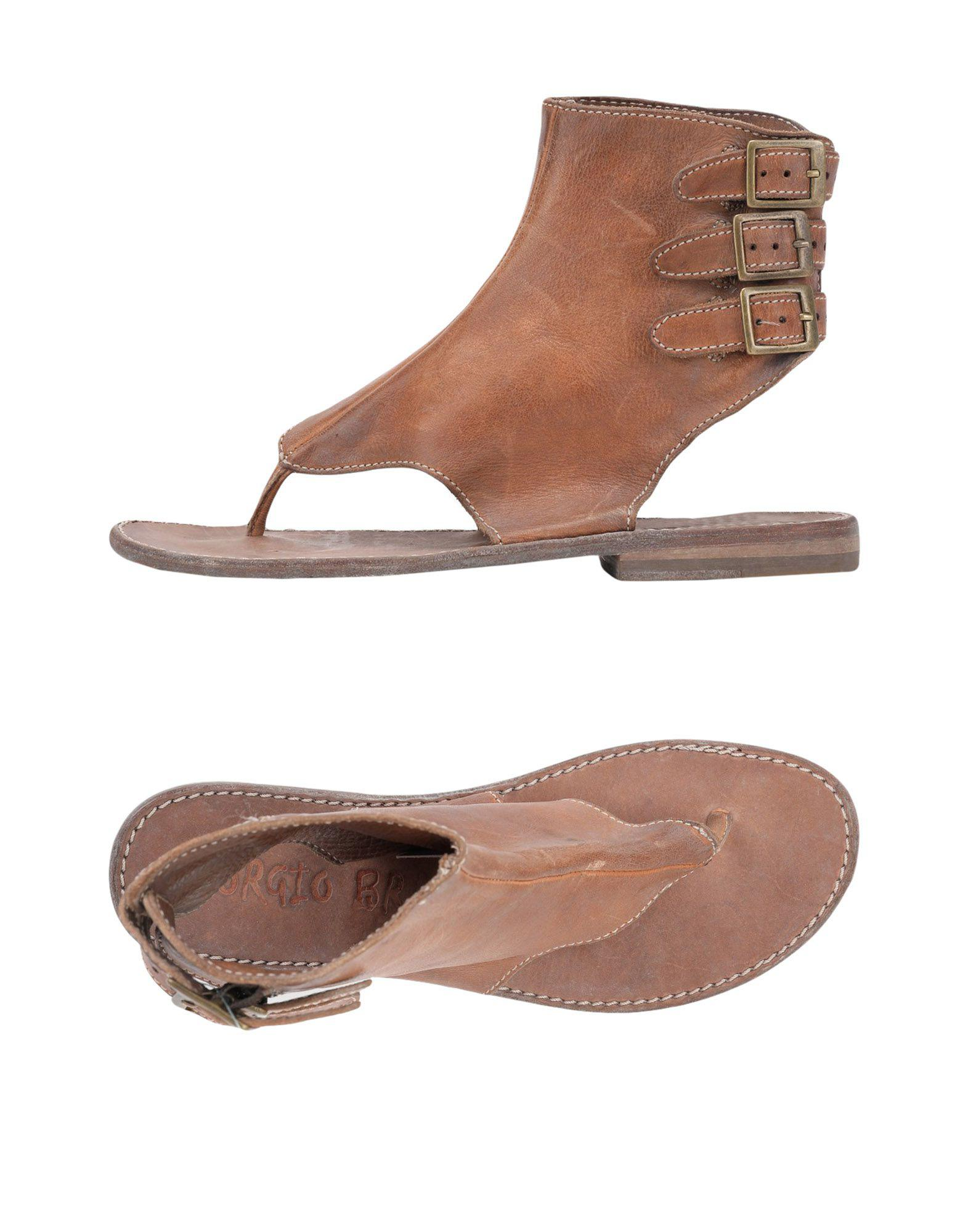 GIORGIO BRATO Sandals cheap prices cheap tumblr outlet store cheap online 2015 cheap price big discount sale online mhVa140wsw