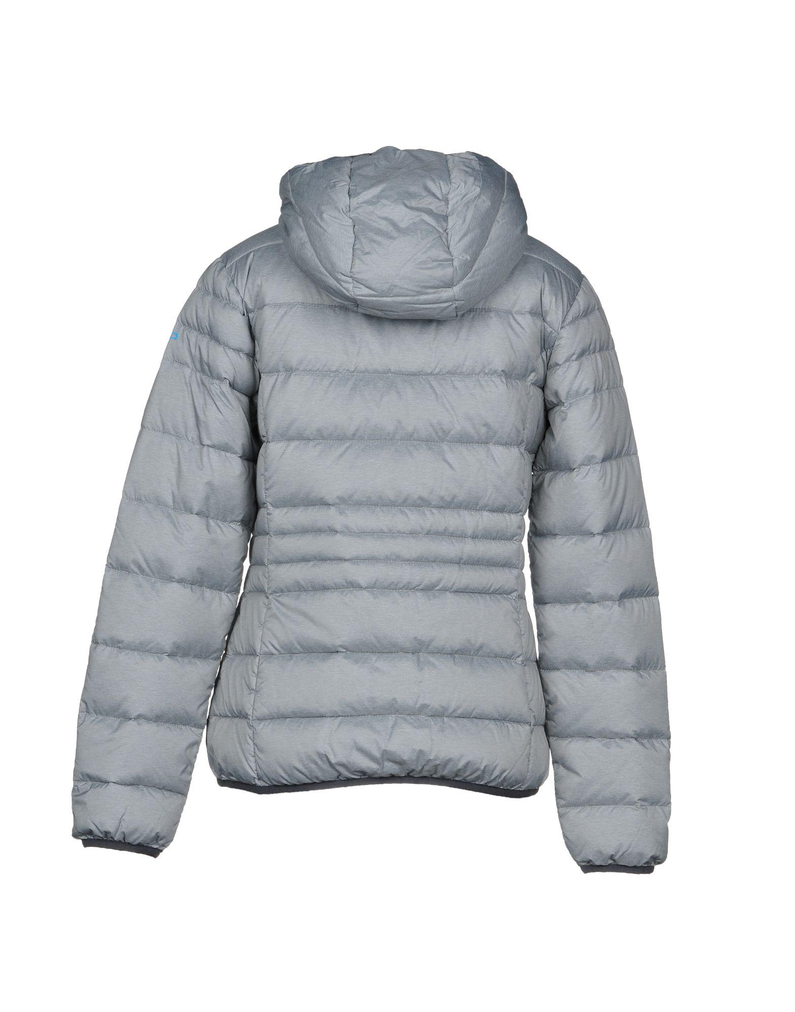 reputable site 9fdad 2472e Lyst - CMP by F.LLI CAMPAGNOLO Down Jacket in Gray
