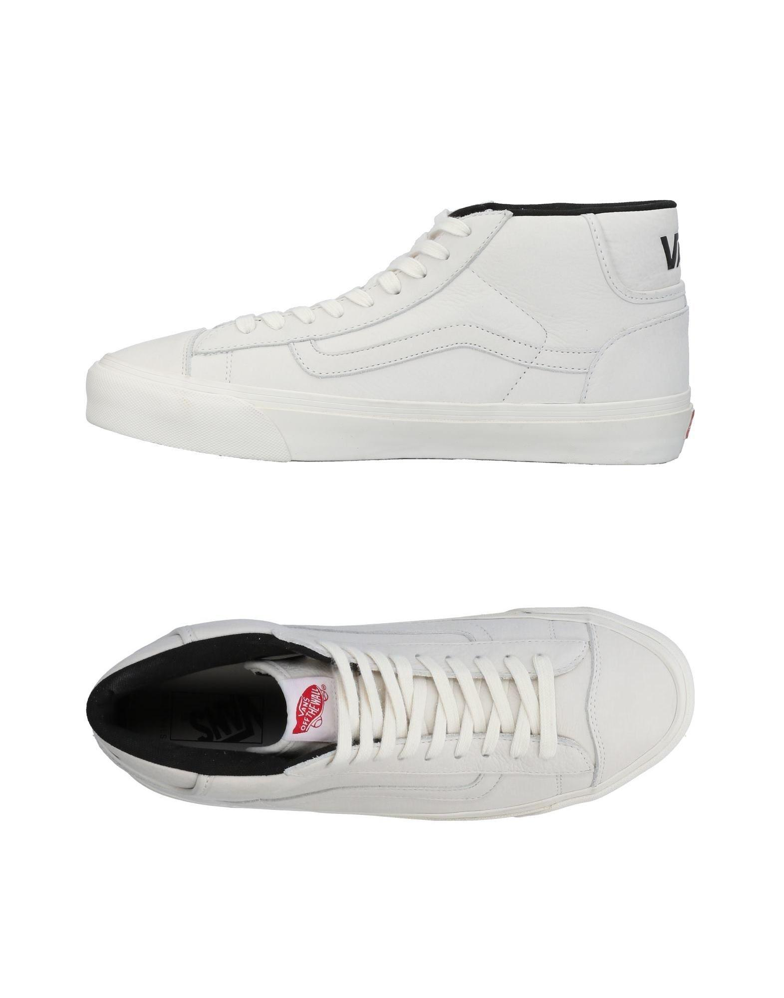 f59e0f480f26bf Vans - White High-tops   Sneakers - Lyst. View fullscreen