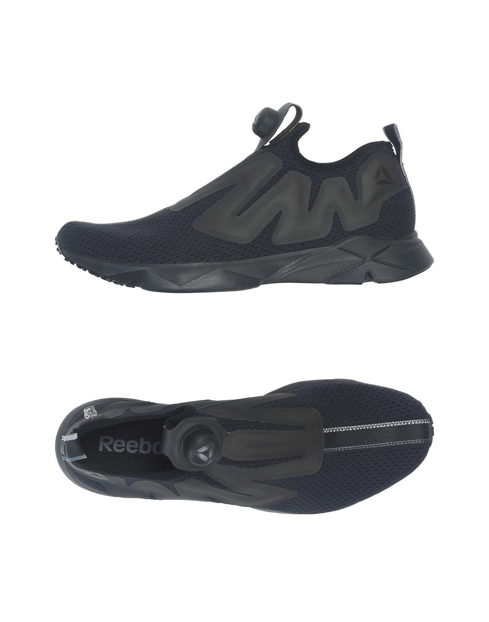 e21753325 Reebok Low-tops   Sneakers in Black for Men - Lyst