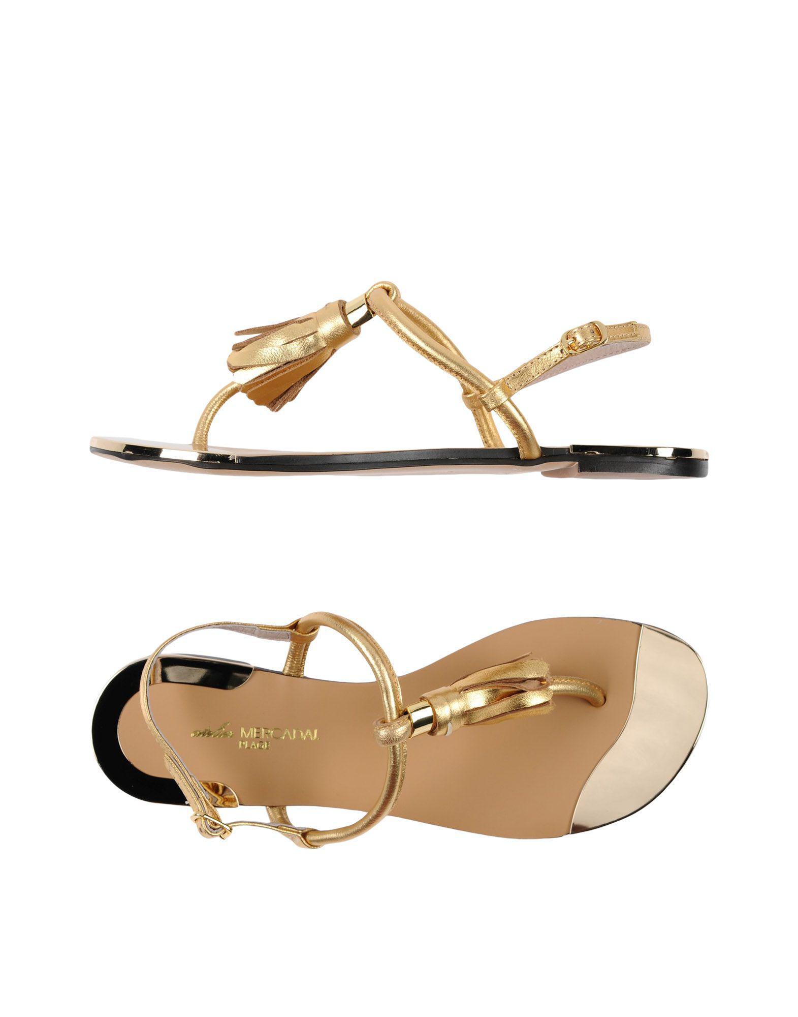FOOTWEAR - Toe post sandals Mercadal j4fegTRd