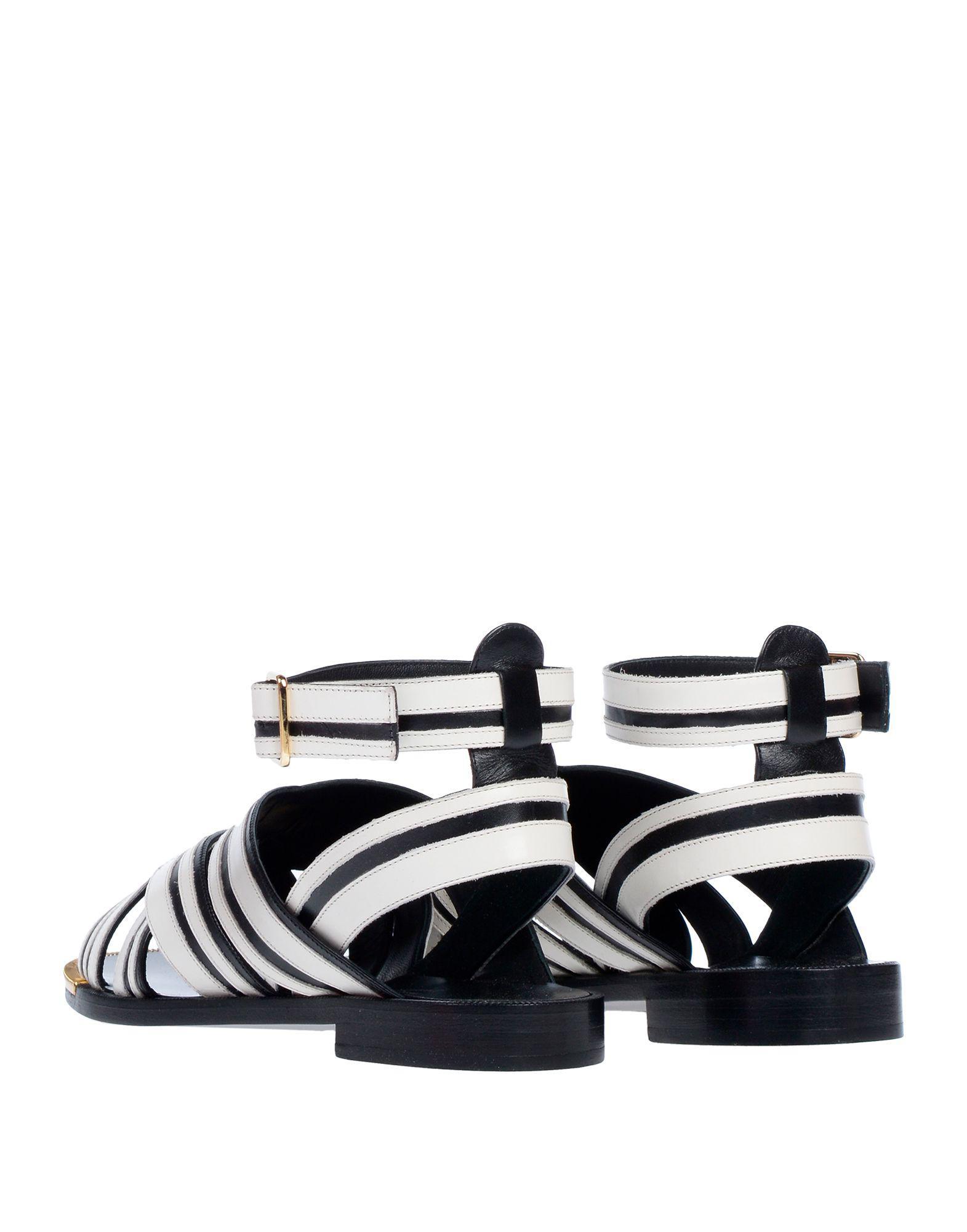 Sandals Lyst Ferragamo Lyst Sandals In Gray Ferragamo In Nw8n0vm