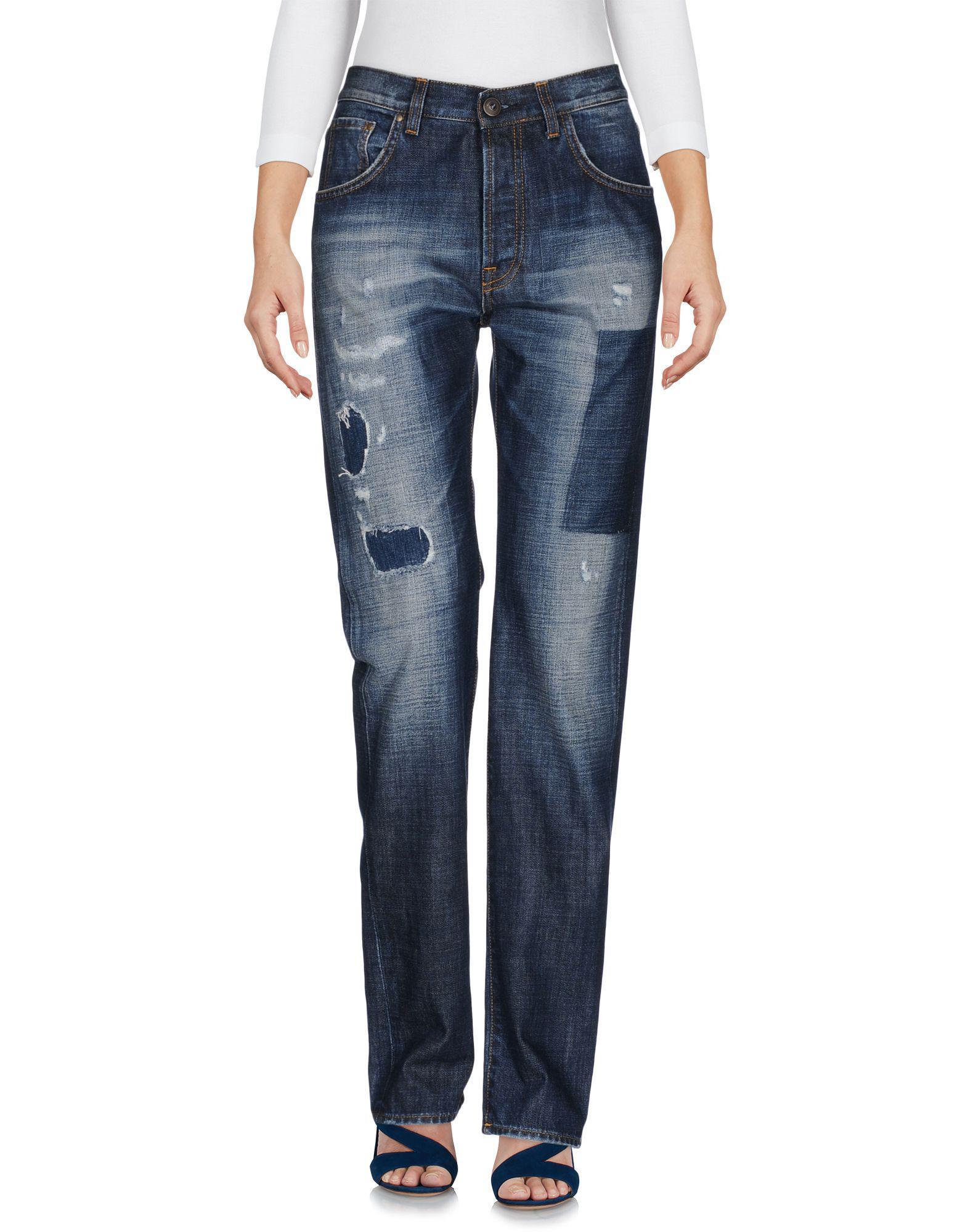 DENIM - Denim trousers Aglini Discount Prices i2TOLW6VW