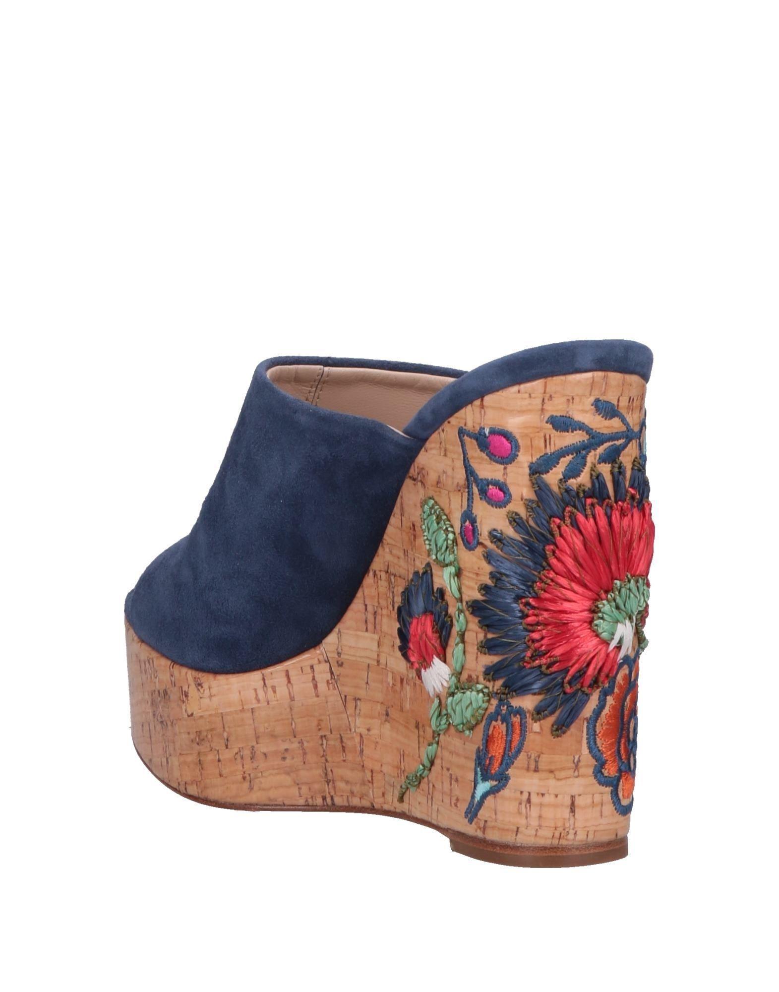 a21858650ec Lyst - Paloma Barceló Sandals in Blue