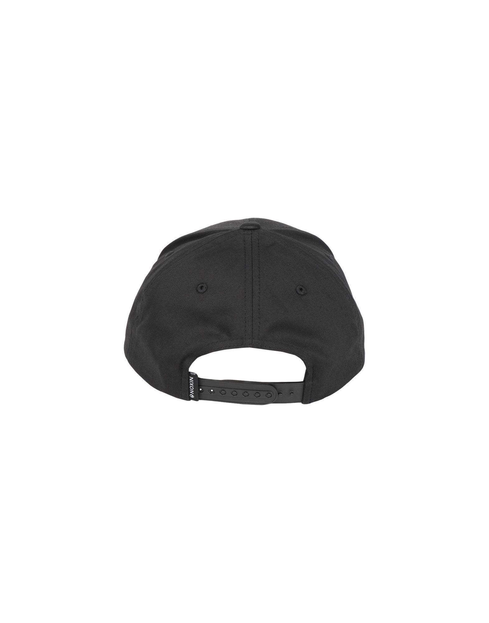 Lyst - Nixon Hat in Black for Men 8fc02f7ae6cc