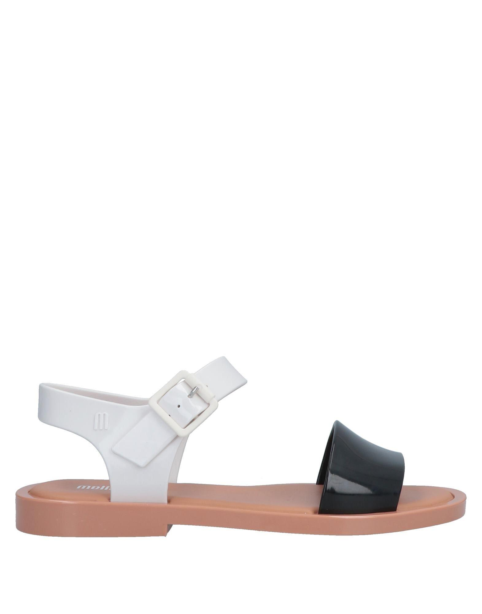 0a9d89b5b158a Lyst - Melissa Sandals in Black