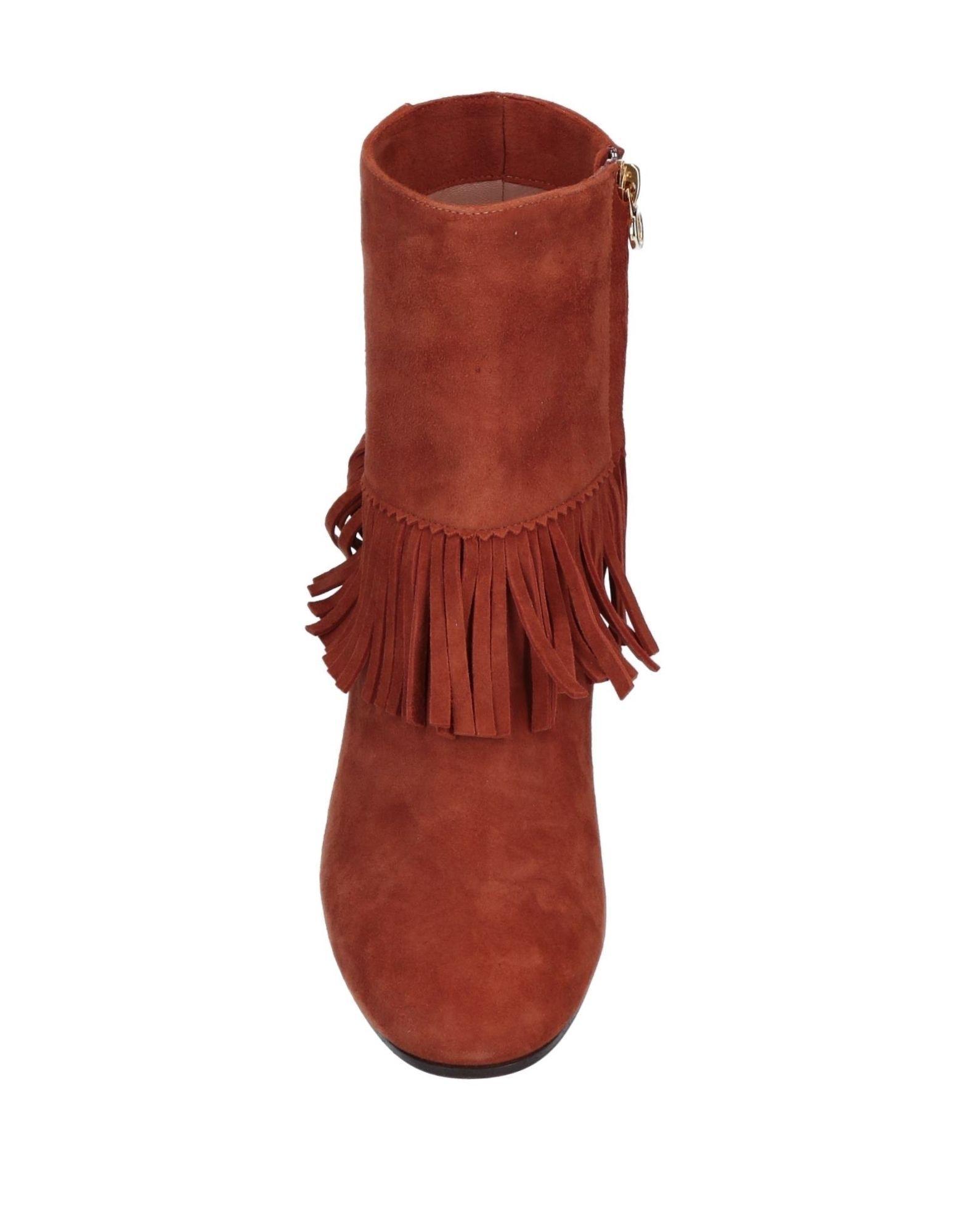 0c46beb7dc76 L Autre Chose - Red Ankle Boots - Lyst. View fullscreen