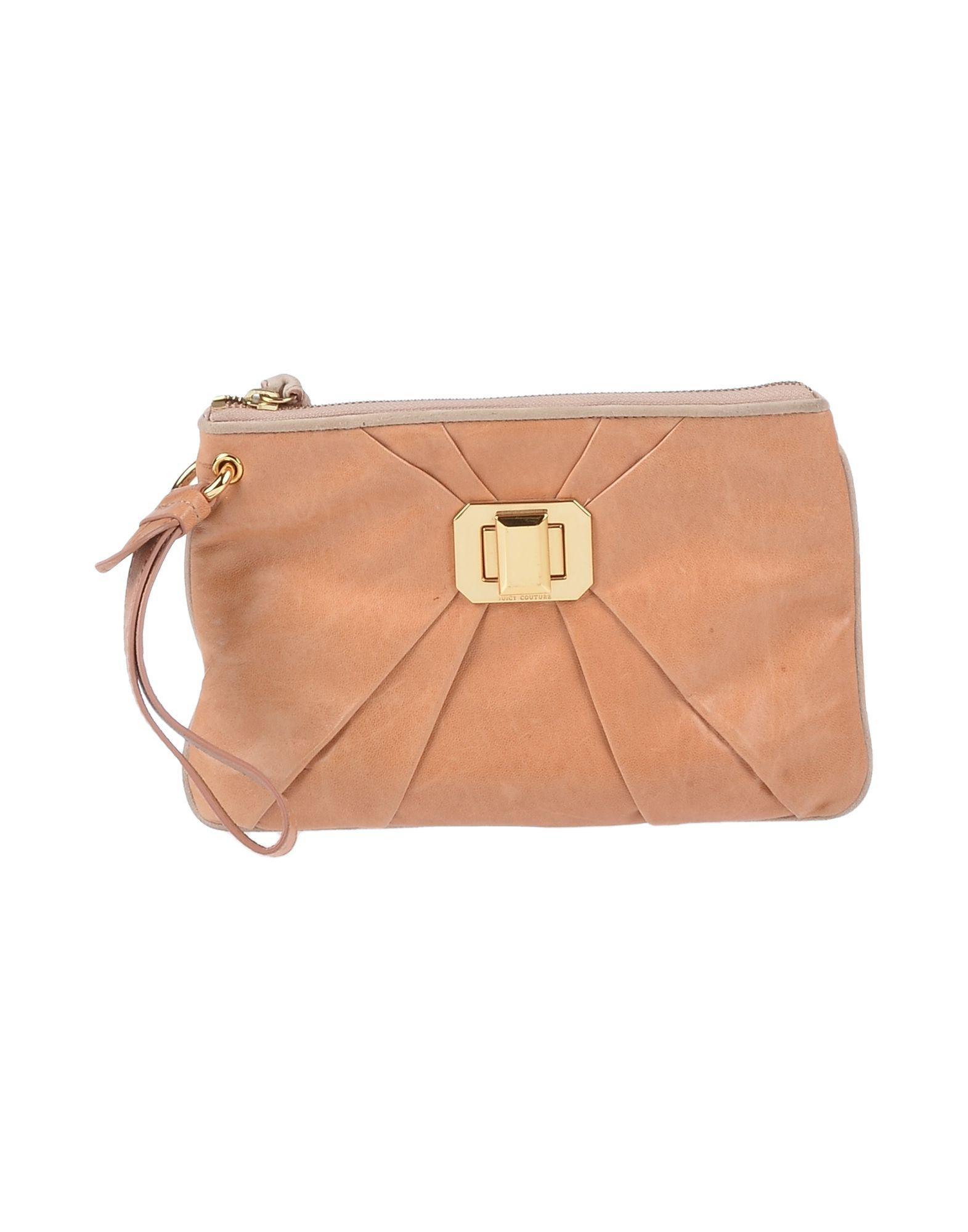 Juicy Couture Handbag in Natural - Lyst e7e47404d5