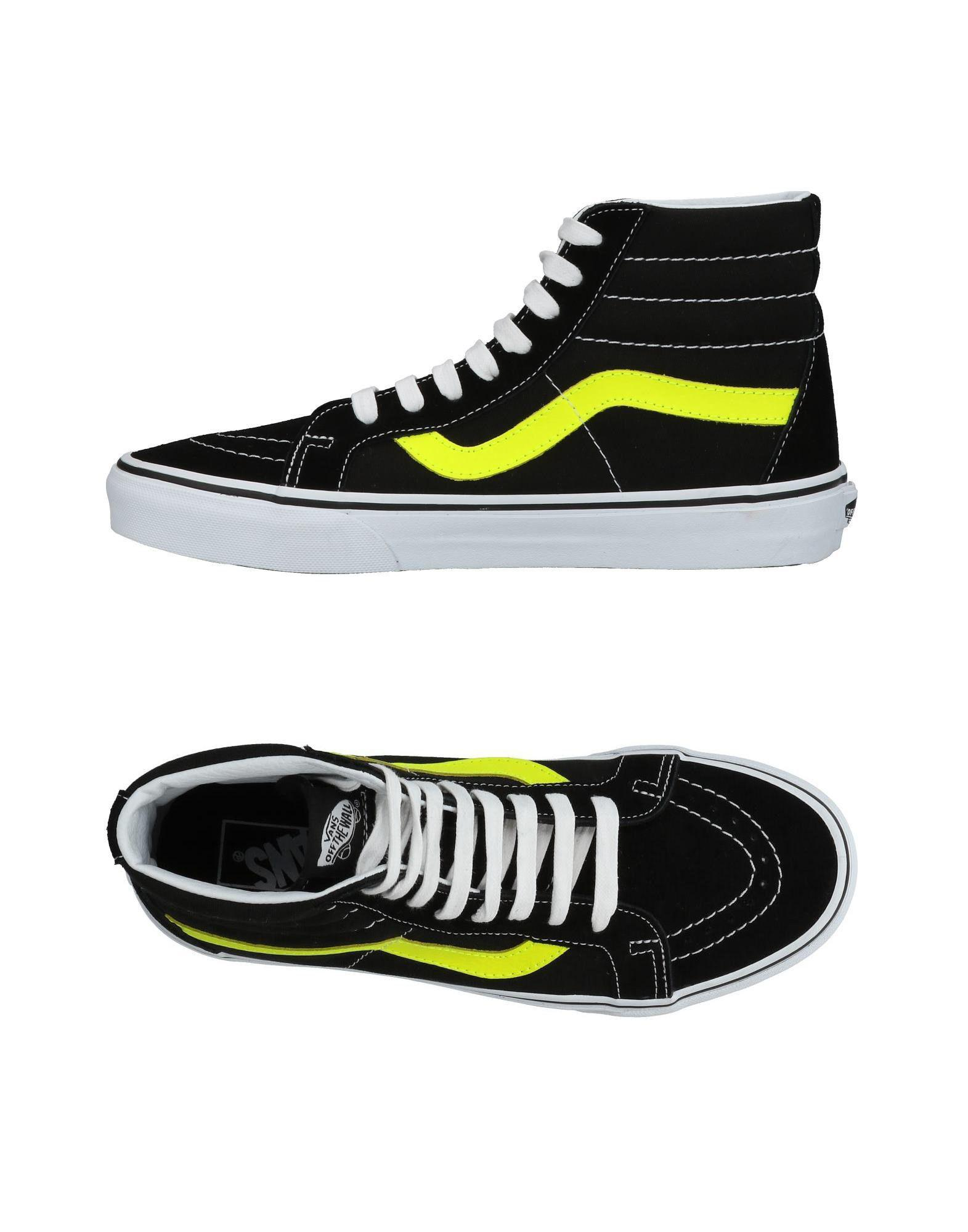 Vans High-tops & Sneakers in Black for Men - Lyst