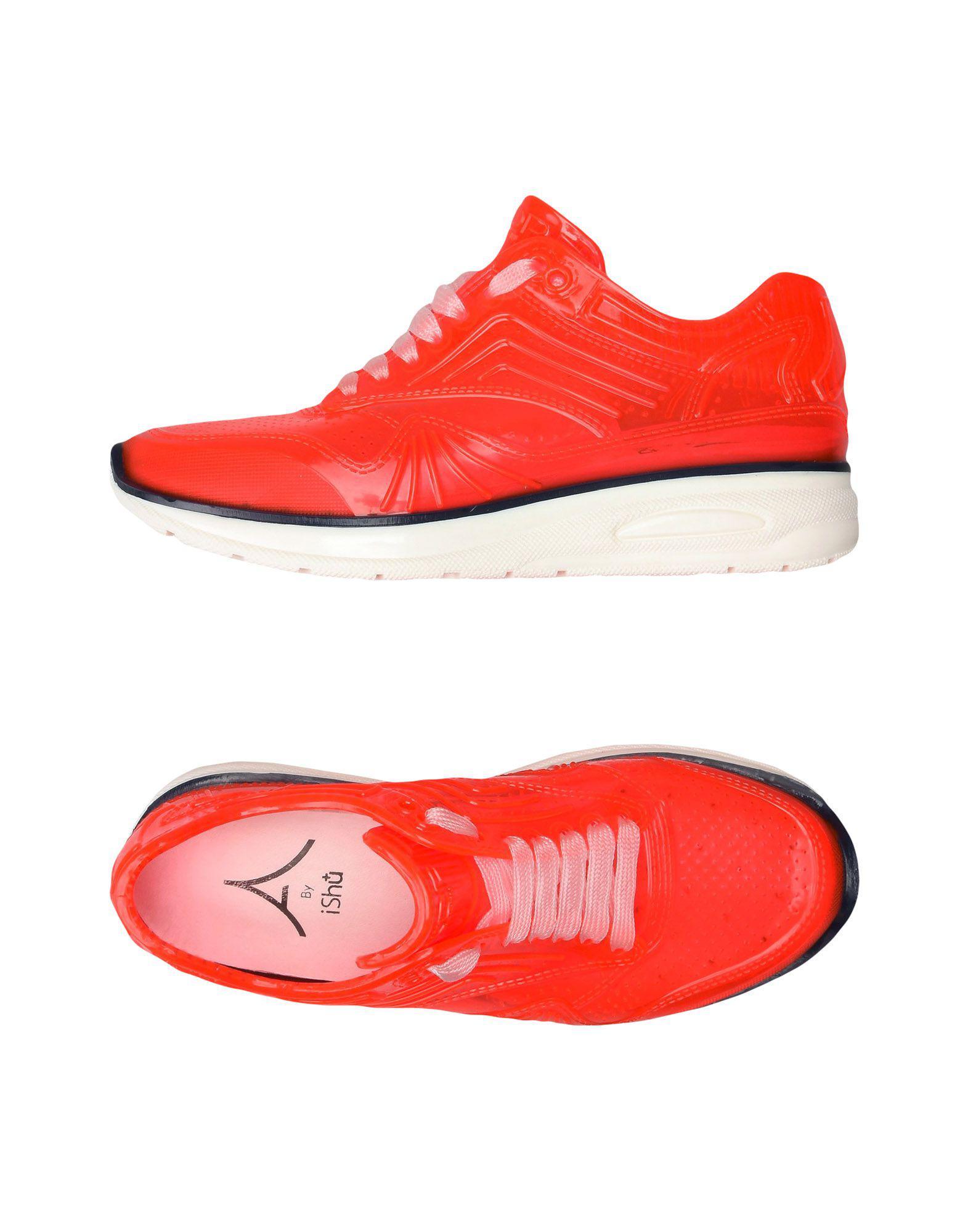 Ishu + Bas-tops Et Chaussures De Sport Kj4VWE