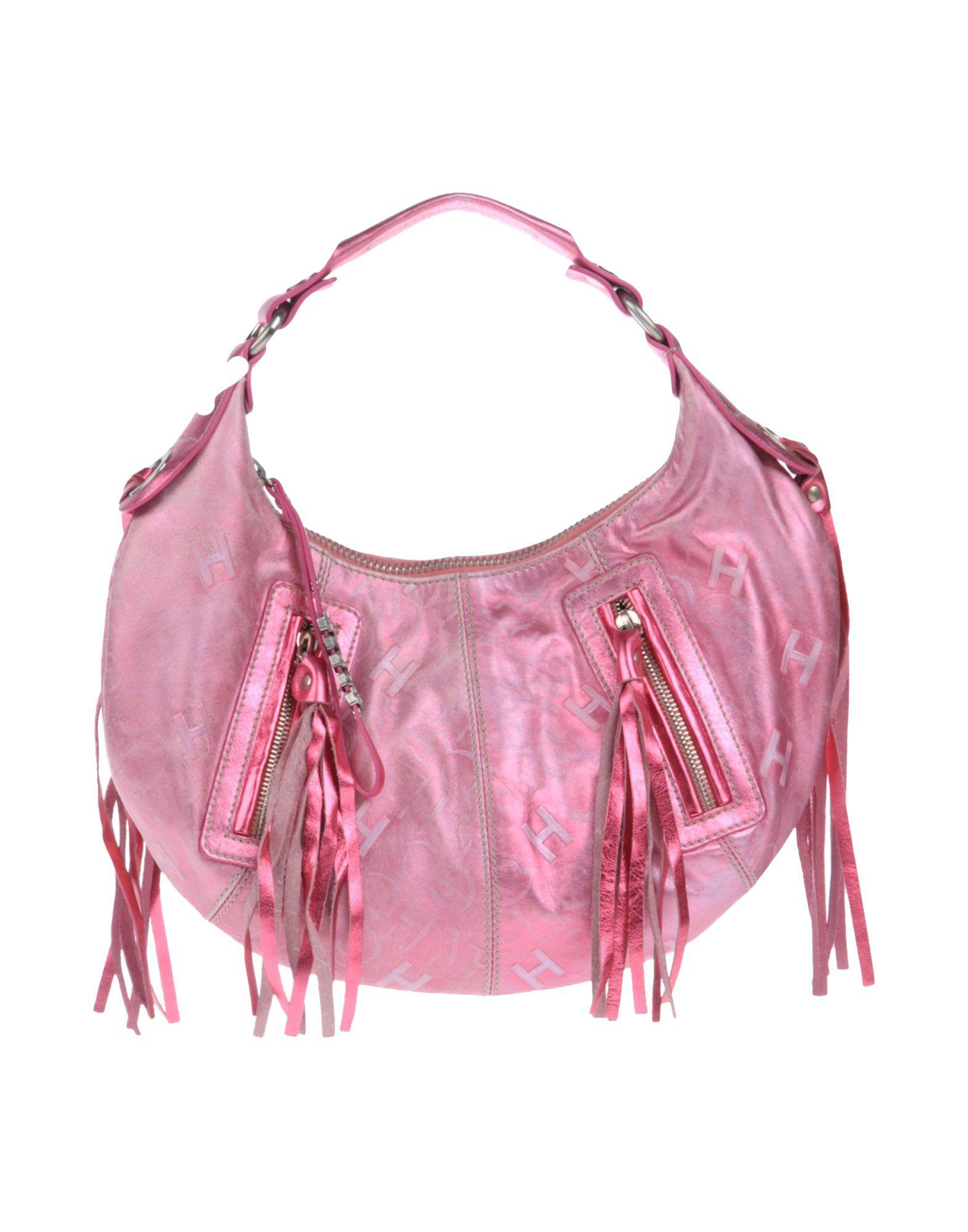 Hogan Handbag in Pink - Lyst 50e7589b1c2ba