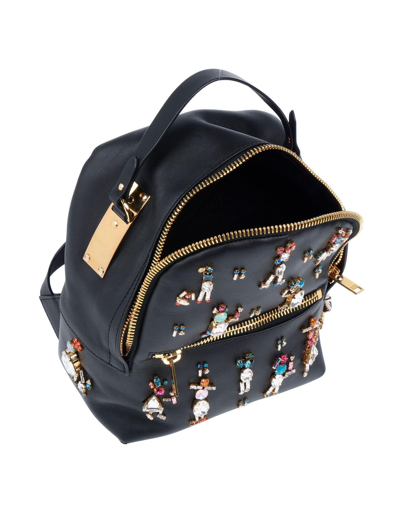 Sophie Backpacks Black Bum Hulme Bags Lyst amp; In 66UP5wgq