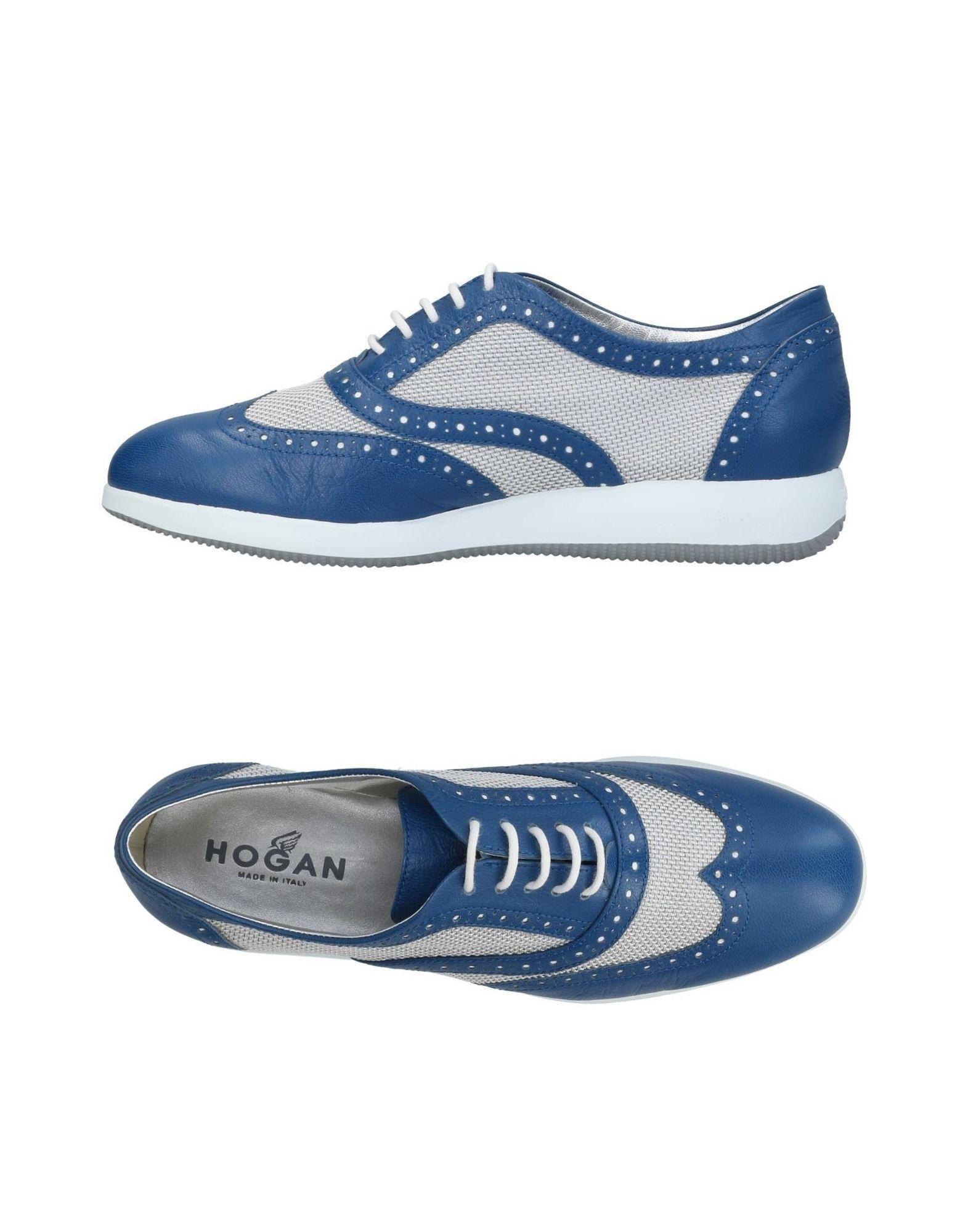 low top sneakers - Blue Hogan MBeT0T4B