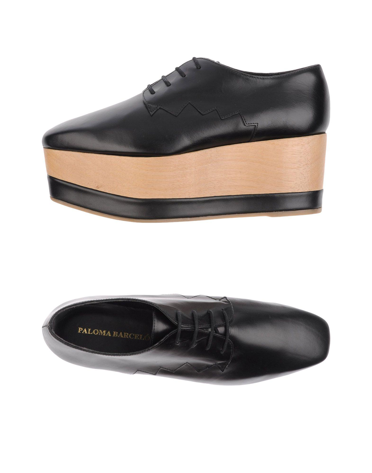 FOOTWEAR - Lace-up shoes Paloma Barceló Rxs3vOeh6