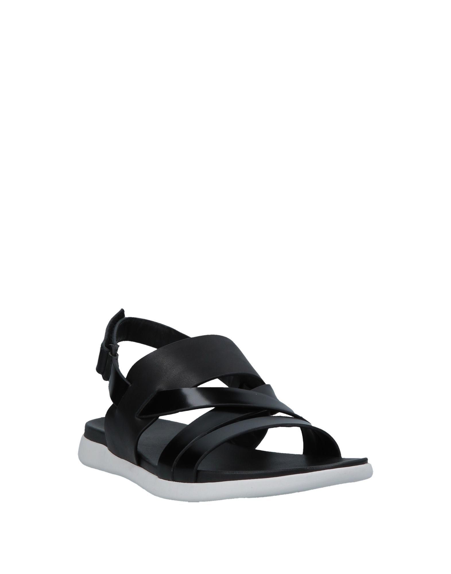52bd23f7685e3 DKNY - Black Sandals - Lyst. View fullscreen