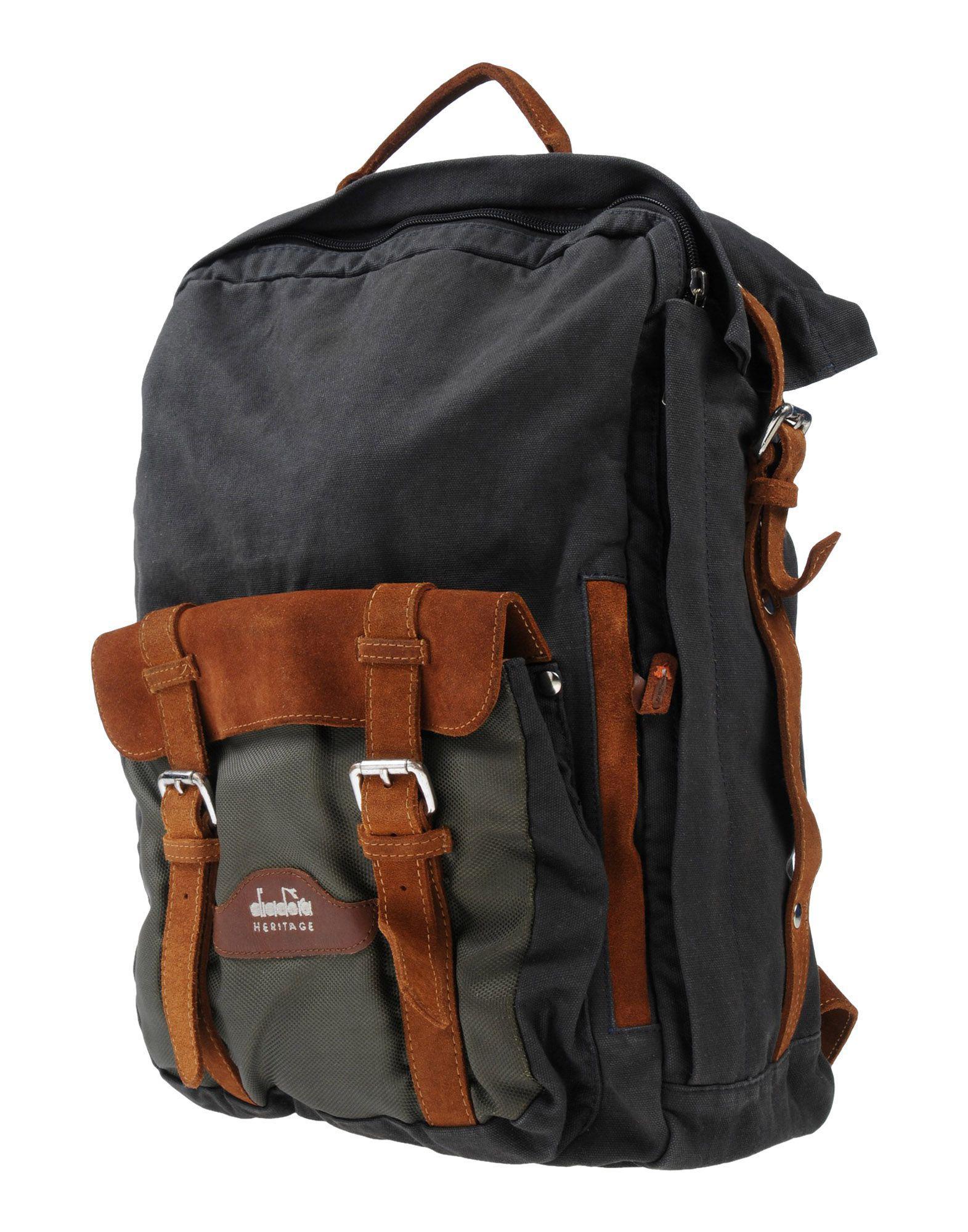 Bags Backpacks In amp; Gray Diadora Lyst Bum HTwgx1t1