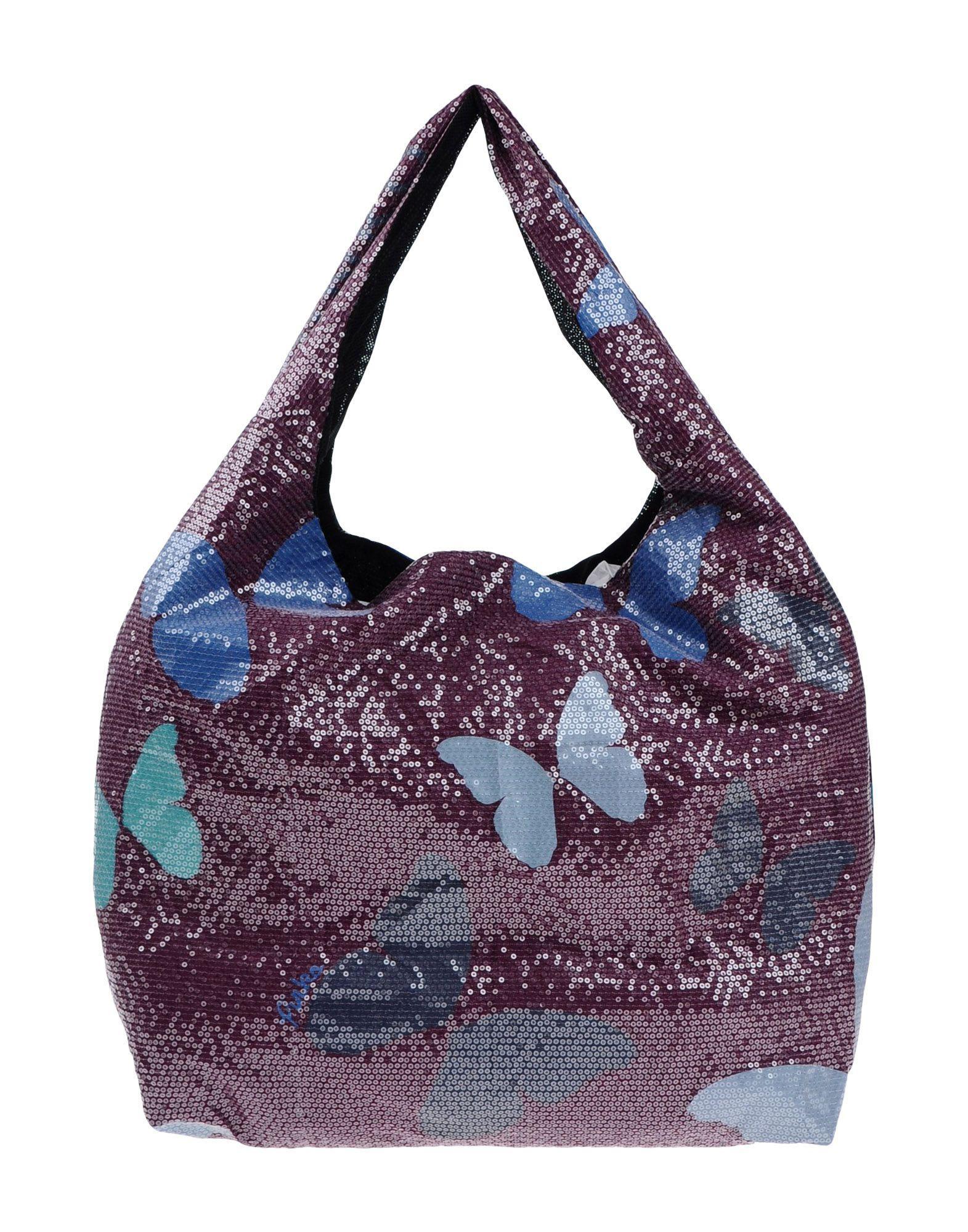 fab14e9ffecb Lyst - Sac porté épaule Pinko en coloris Violet - 9 % de réduction