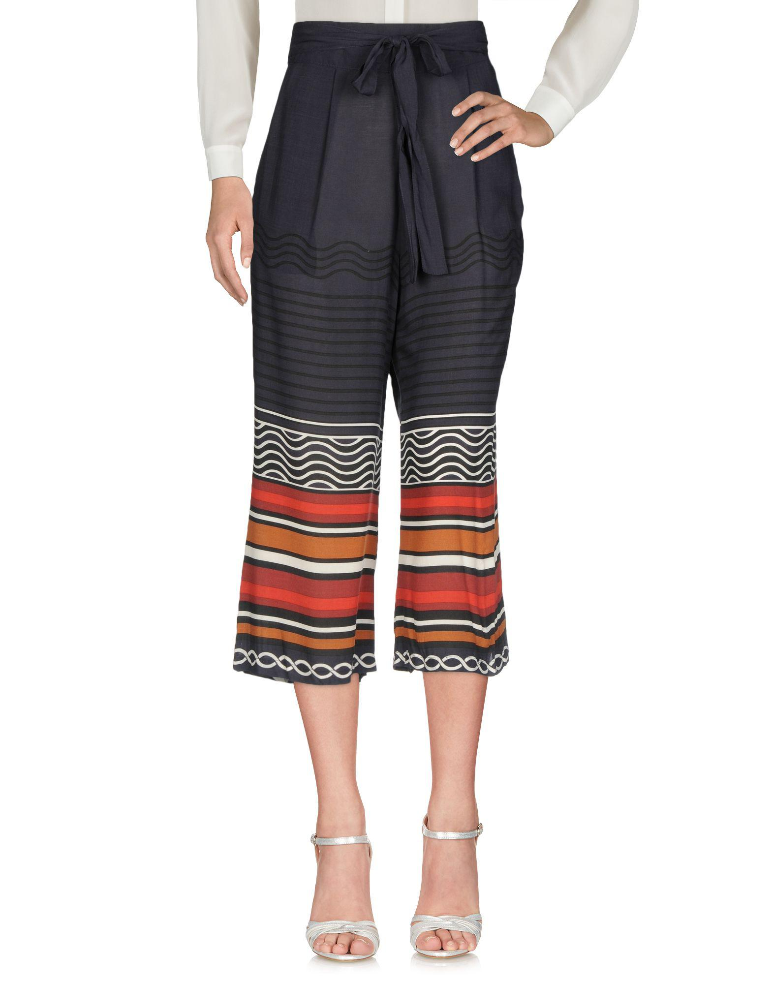 TROUSERS - 3/4-length trousers Desigual SnjFDSxG8