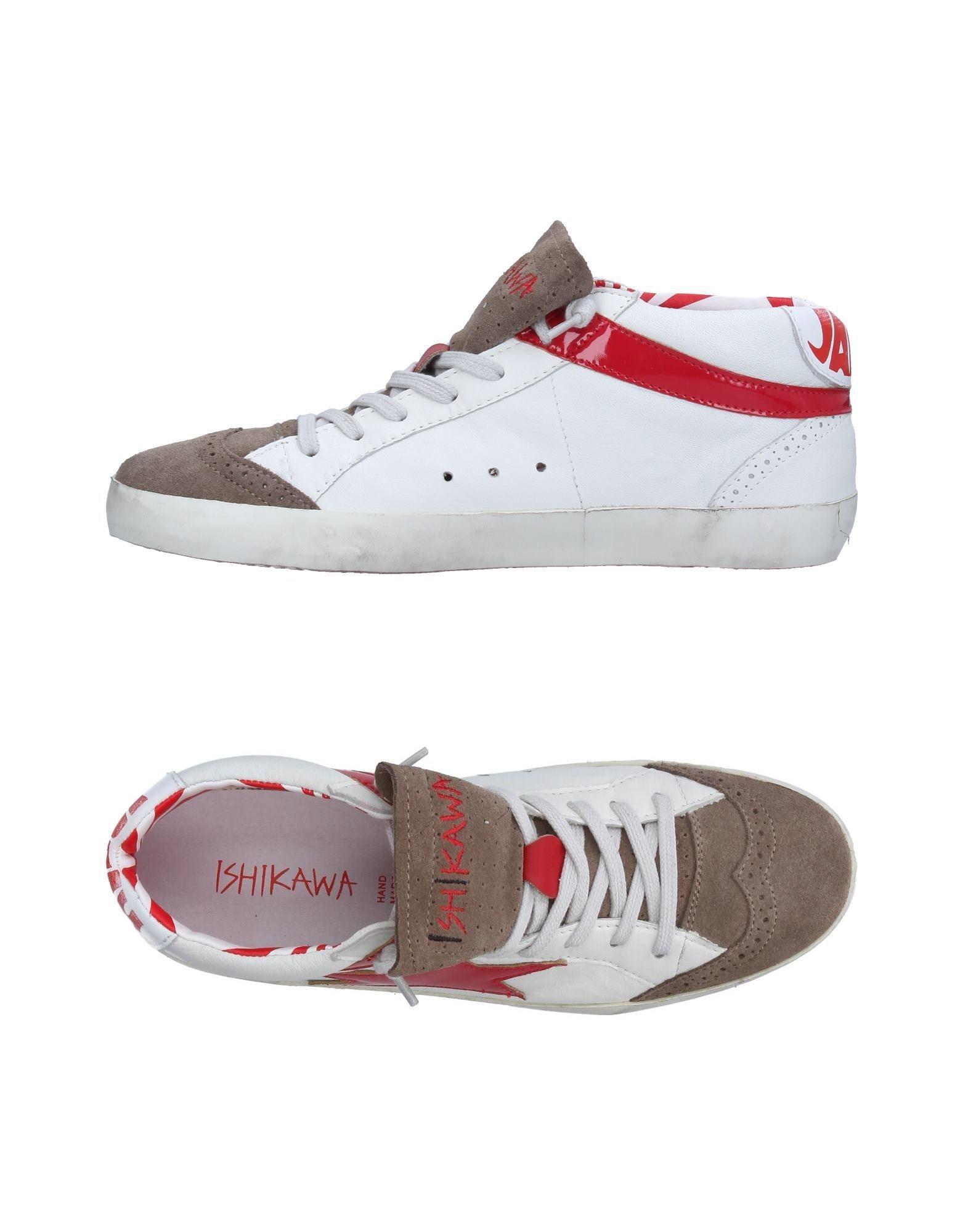 Ishikawa Bas-tops Et Chaussures De Sport 2qddL6