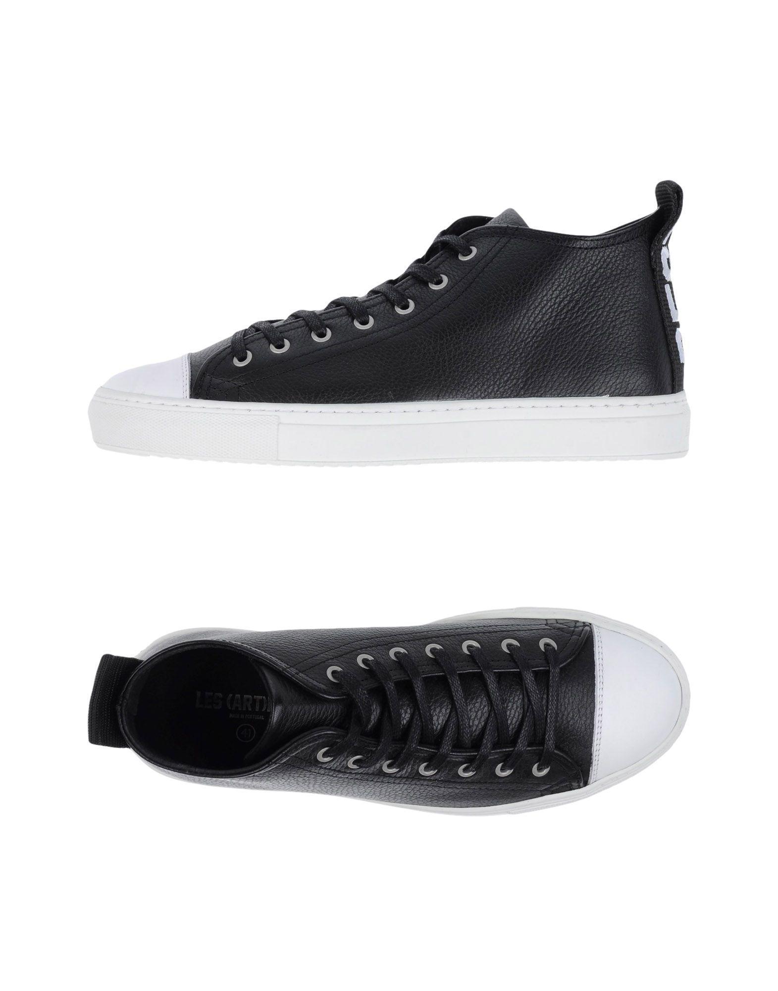FOOTWEAR - High-tops & sneakers Les (Art)ists xXmLrAzmu7