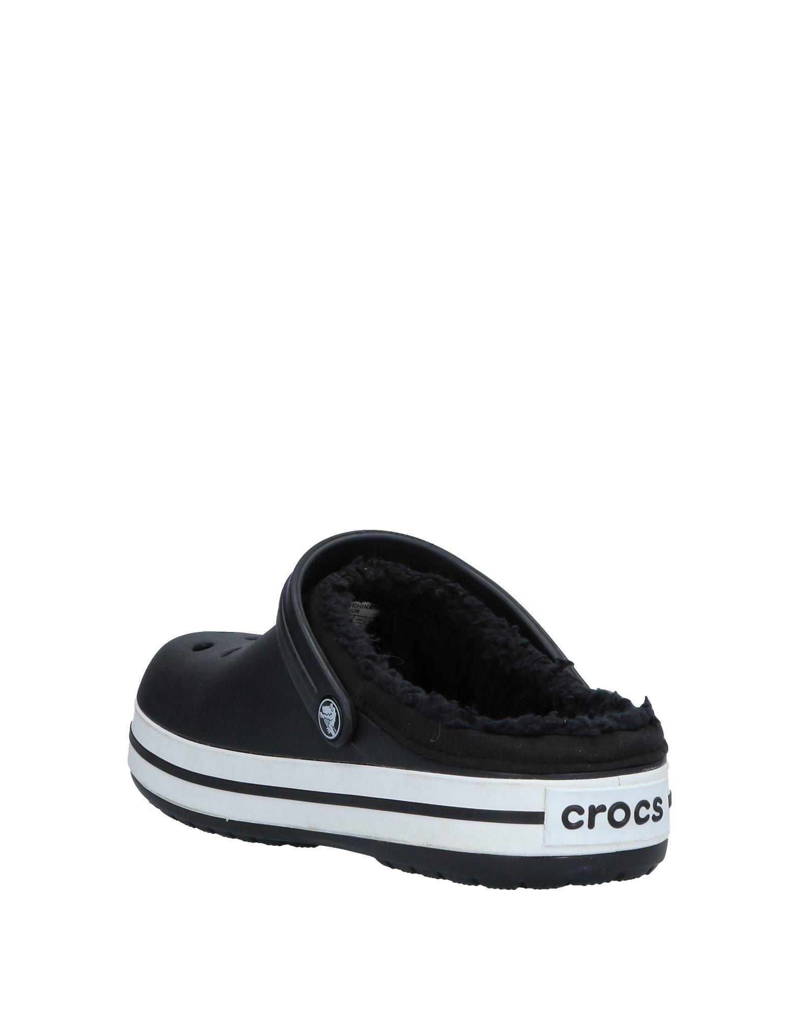 Lyst - Sandales Crocs™ pour homme en coloris Noir 1aea8bc2727