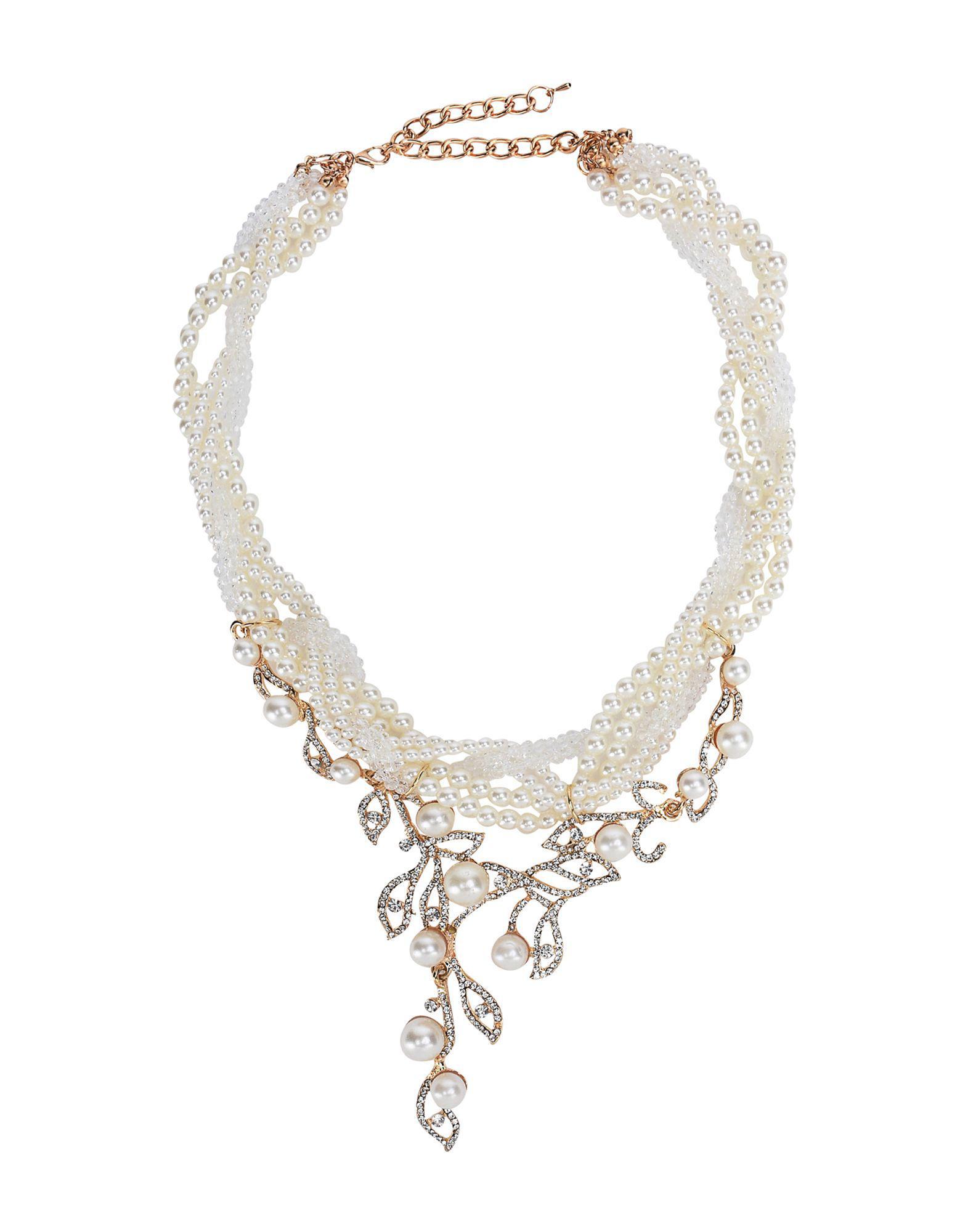 JEWELLERY - Necklaces Jolie By Edward Spiers UT5Cf