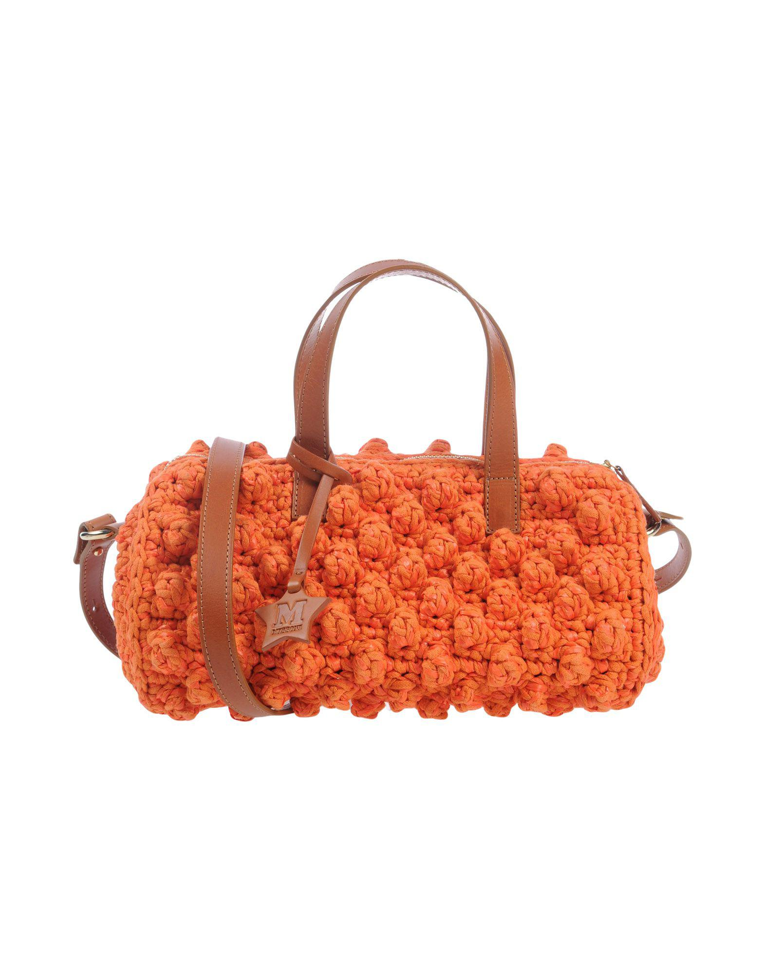 M Missoni Sac à main frangé 0GSW6At