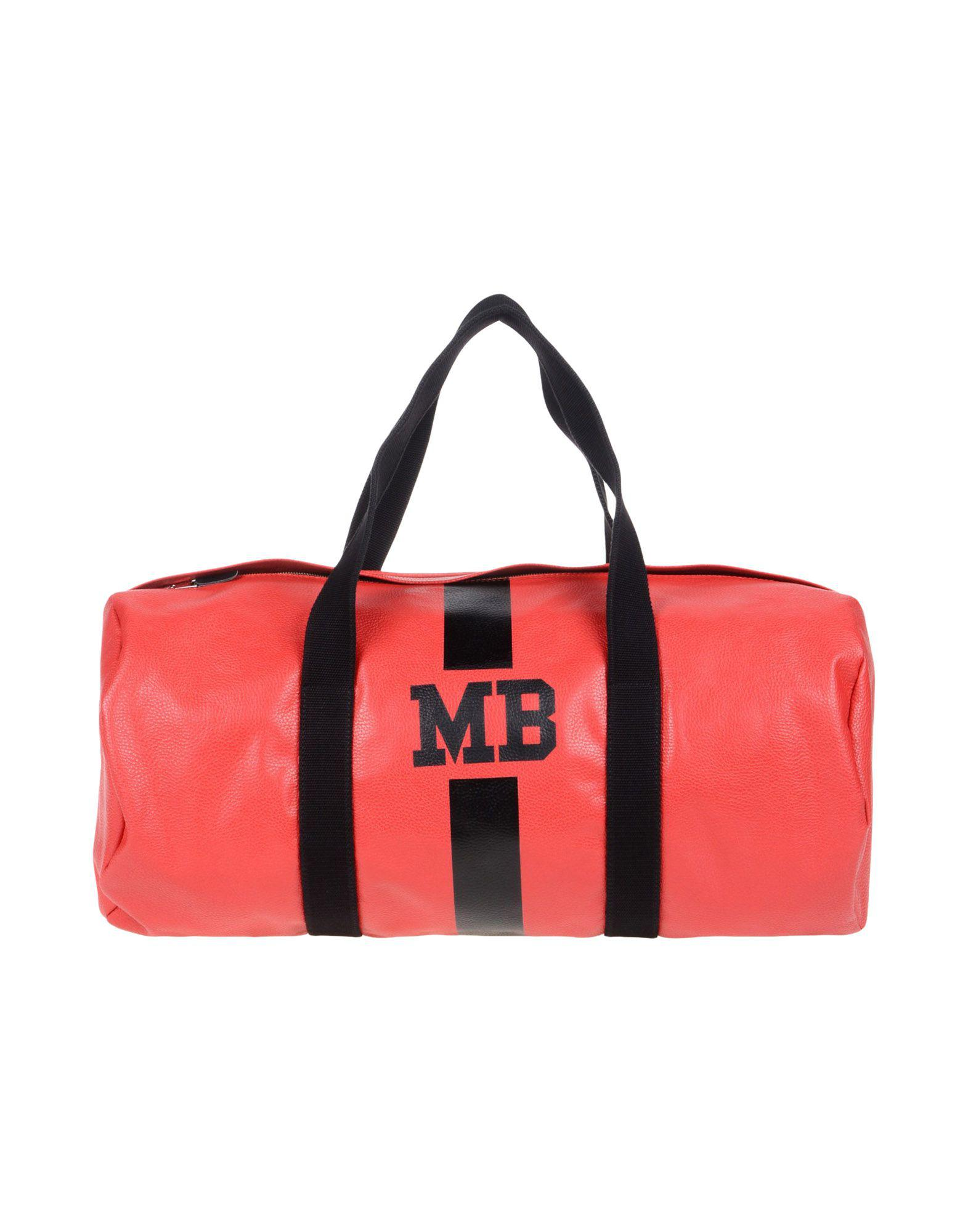In Red Luggage Mia Lyst Bag qxzTWtO
