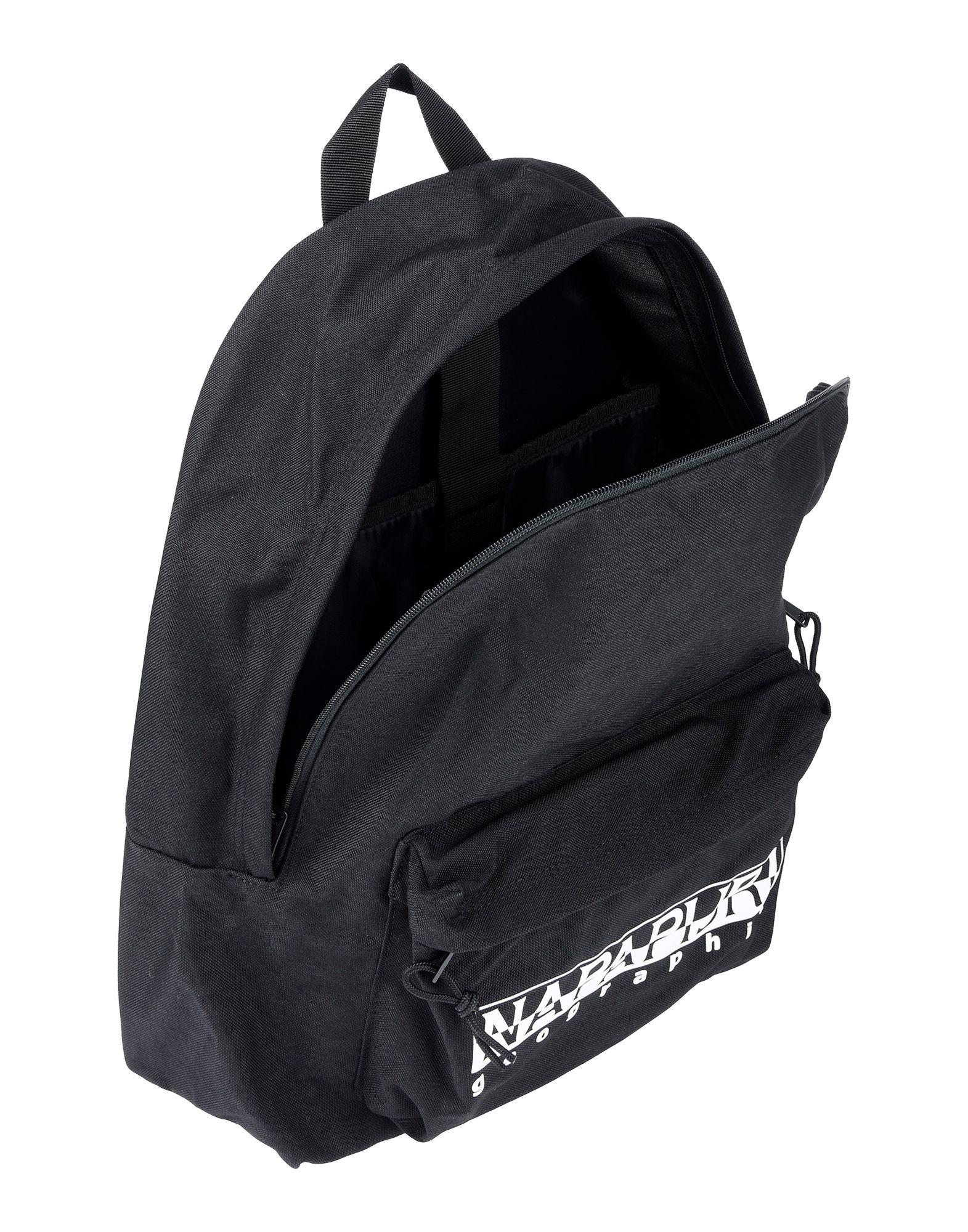 Napapijri Backpacks   Bum Bags in Black for Men - Lyst