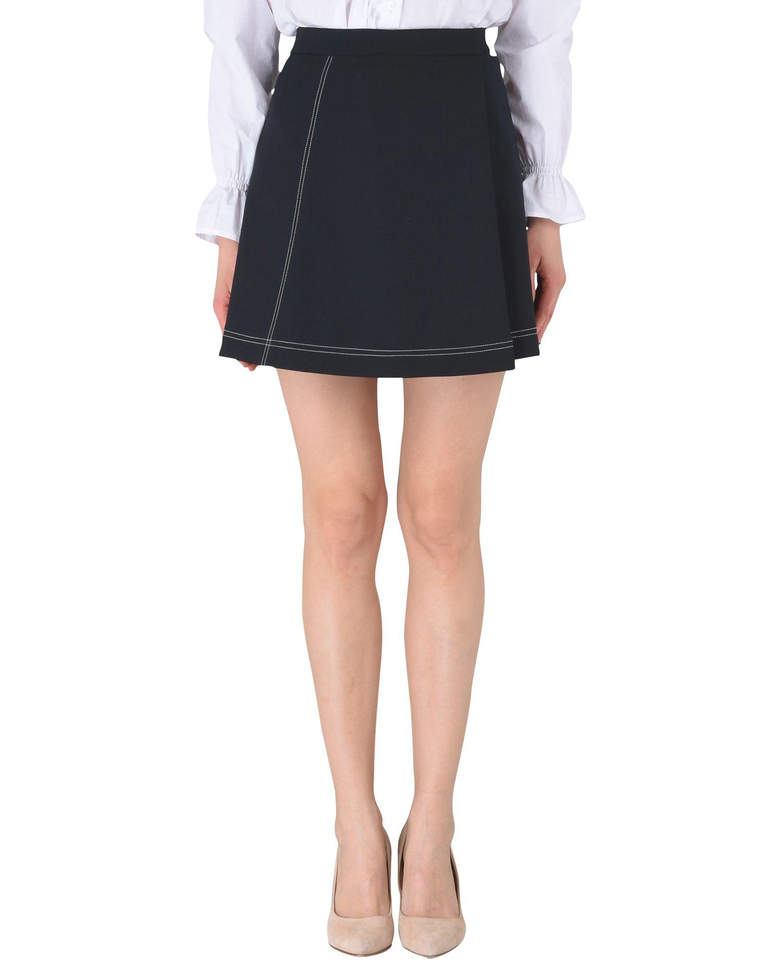 Outlet Online SKIRTS - Knee length skirts Thamanyah Huge Surprise Cheap Price Sale Fashionable eKMcRd3g