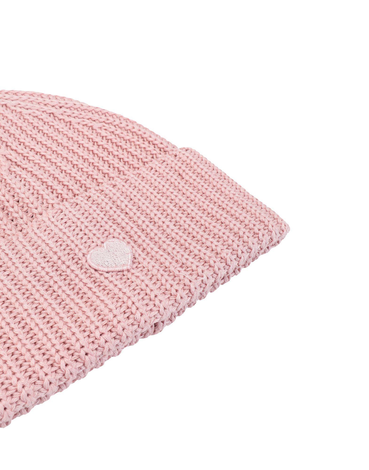 Federica Moretti Hat in Pink - Lyst 02d355cd32f1