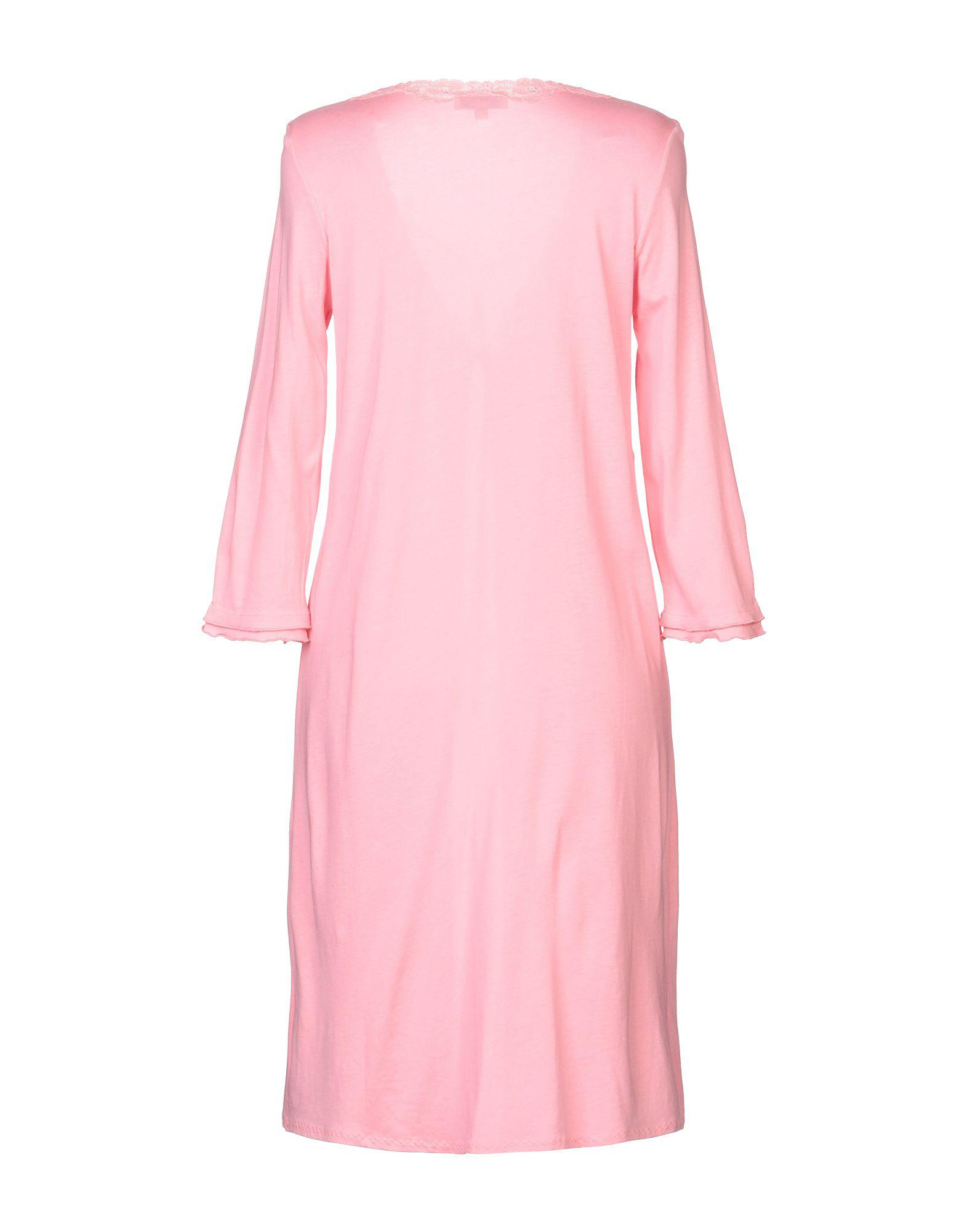 1c060fa03e Vivis Dressing Gown in Pink - Lyst