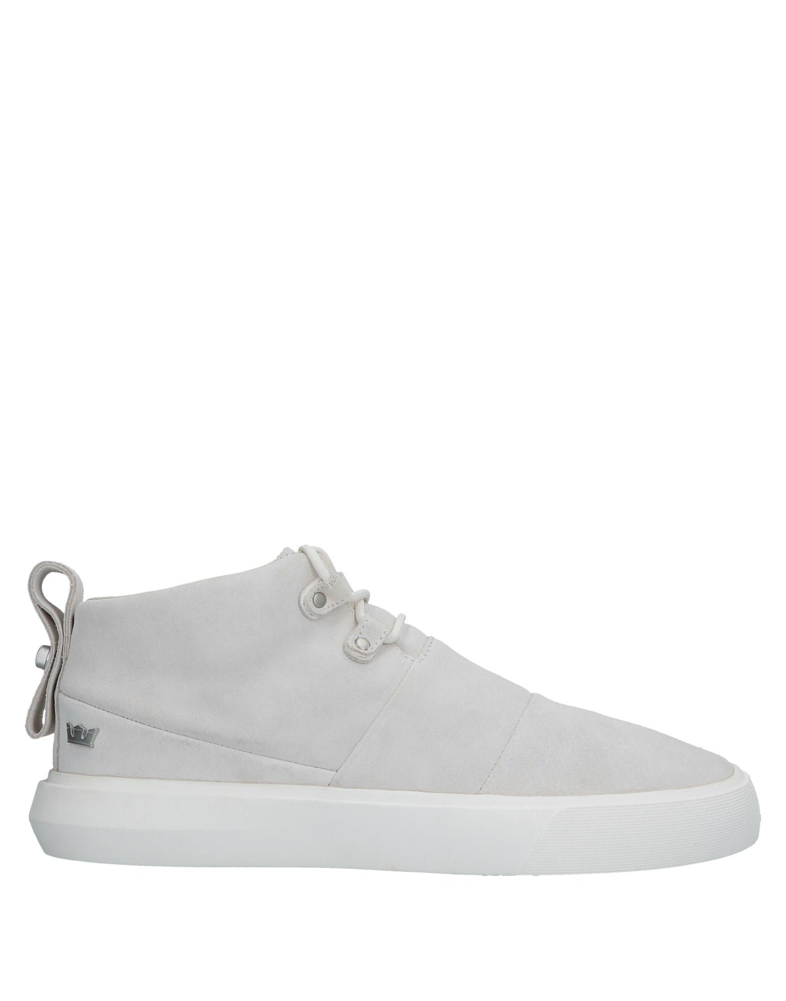 65196ce886e5 Lyst - Supra High-tops   Sneakers in Gray for Men