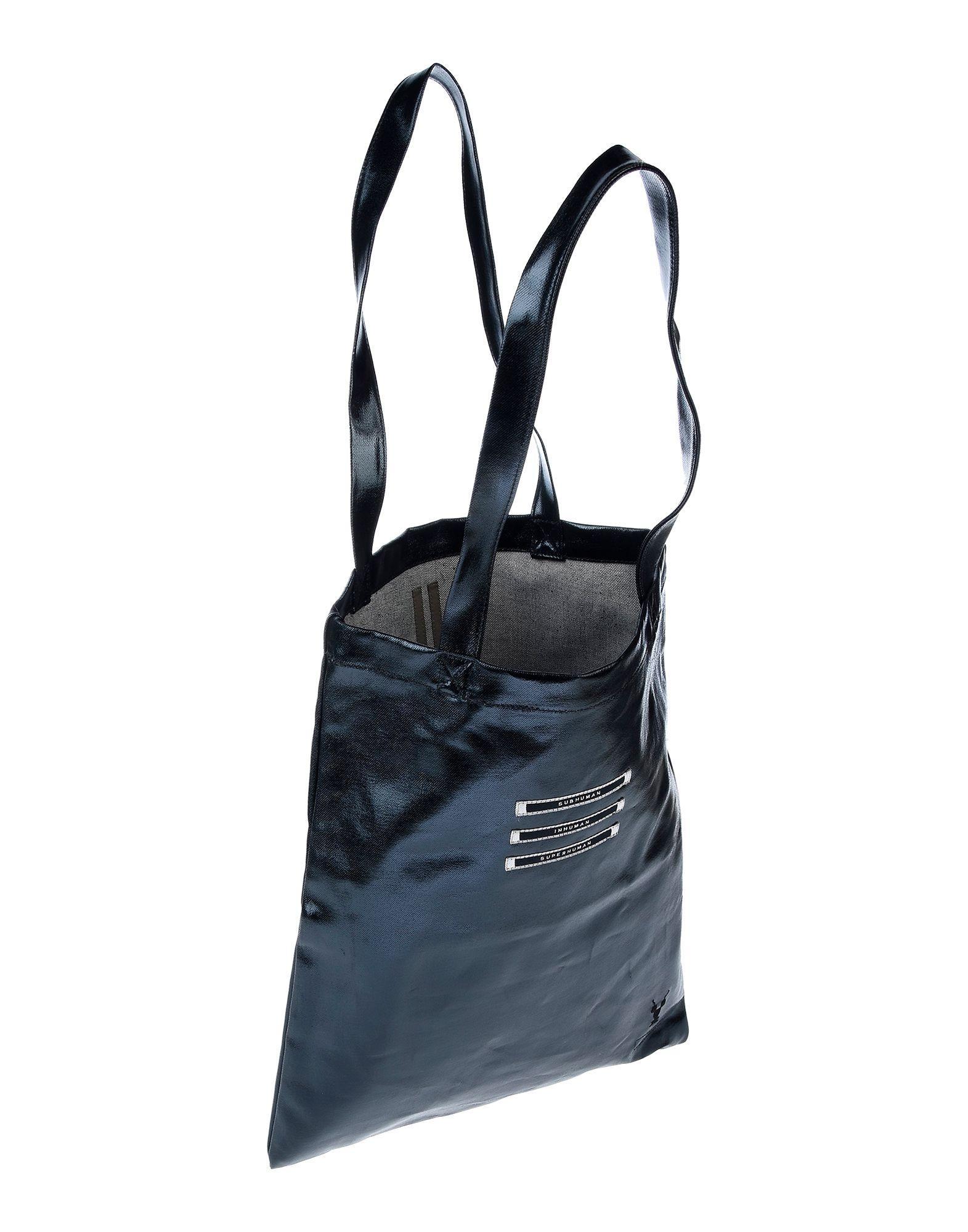 Lyst - Drkshdw By Rick Owens Shoulder Bag in Black for Men c0807a23a5119