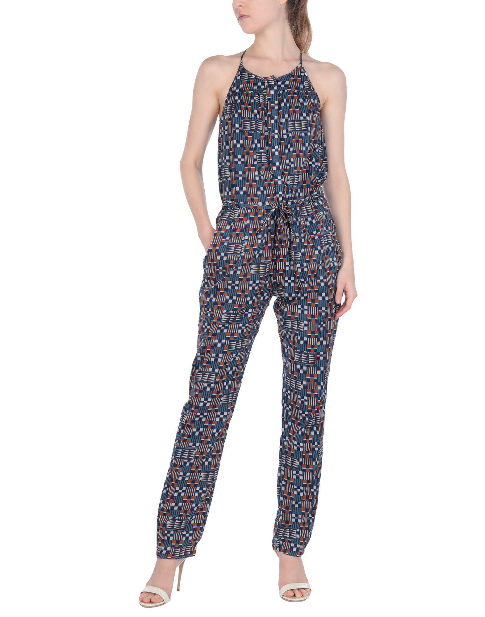 223d00c1fc Lyst - Étoile Isabel Marant Jumpsuit in Blue - Save 12%