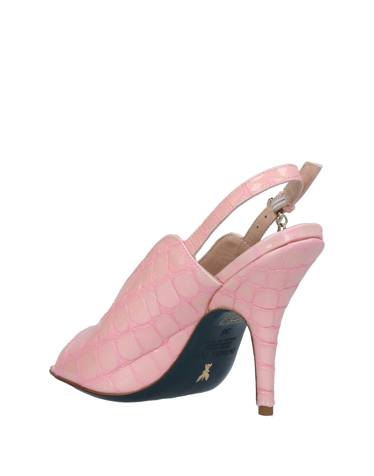 Lyst - Patrizia Pepe Sandals in Pink 8ae85e8fb89